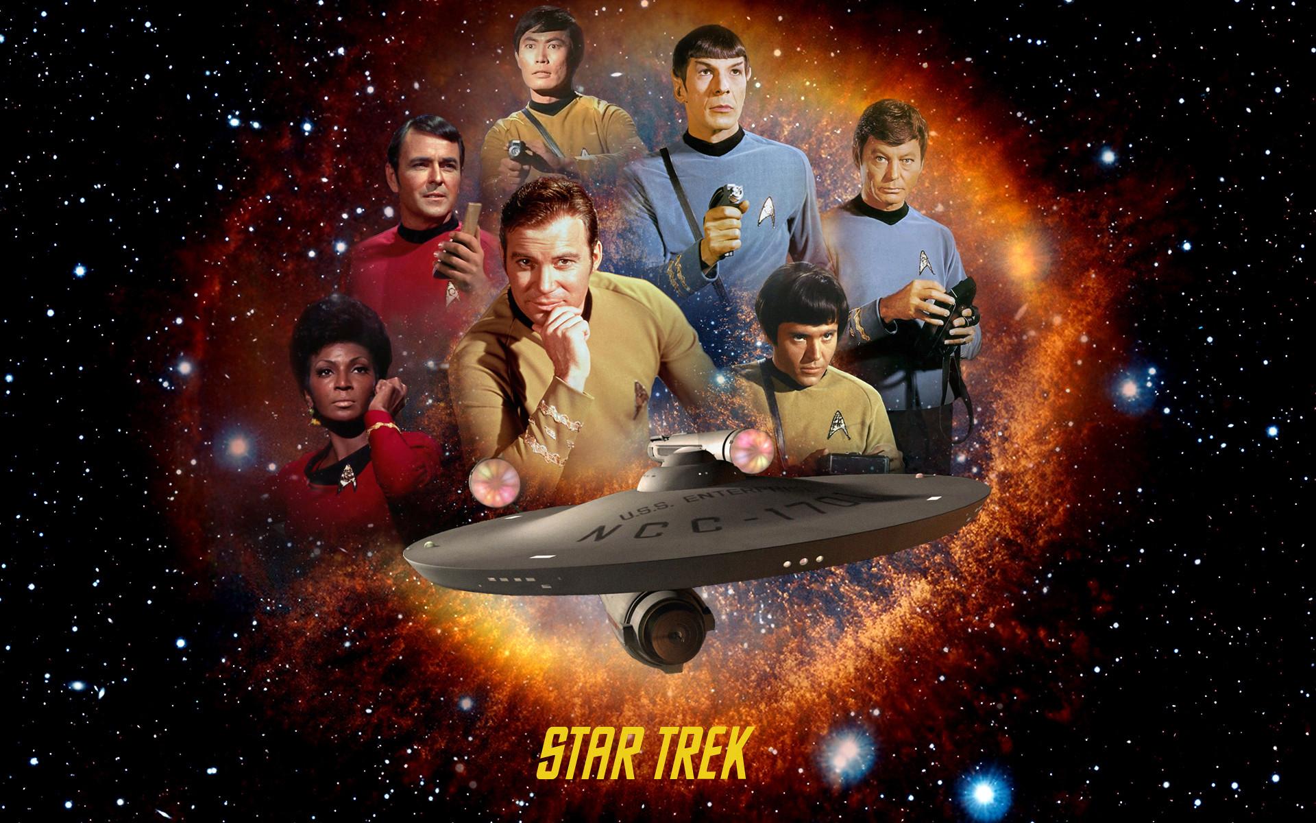 Star Trek The Original Series Wallpapers
