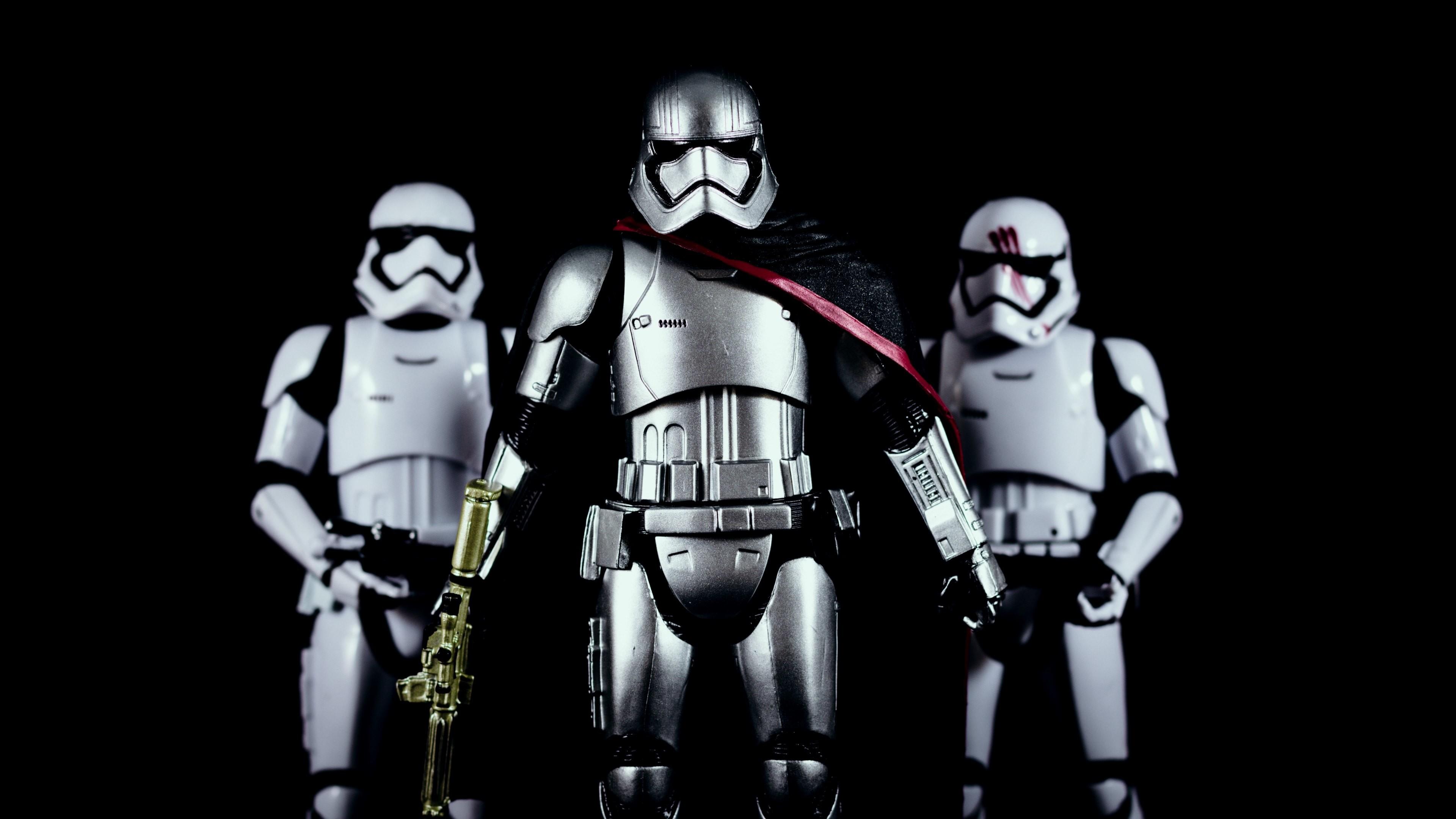 Star Wars Figurines HD Wallpapers. 4K Wallpapers