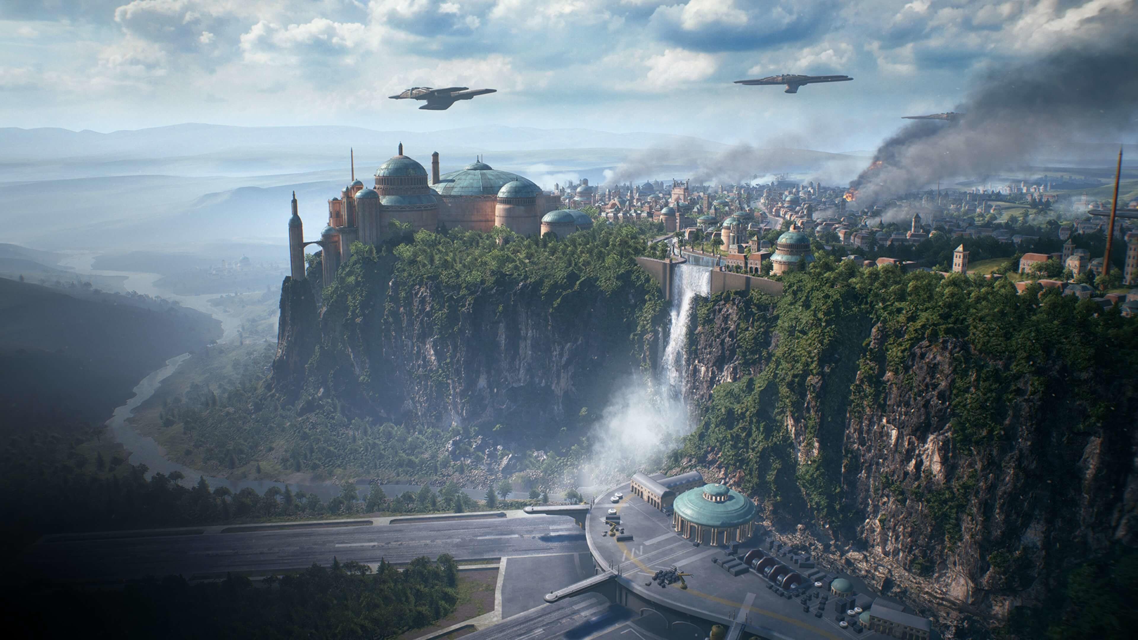 HD Wallpaper | Background ID:843440. Video Game Star Wars …