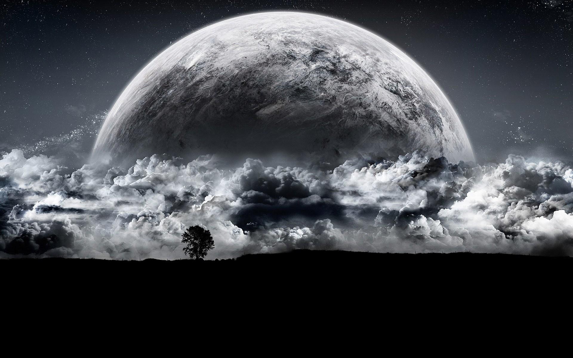 HD Wallpaper   Background ID:74378. Sci Fi Planet Rise