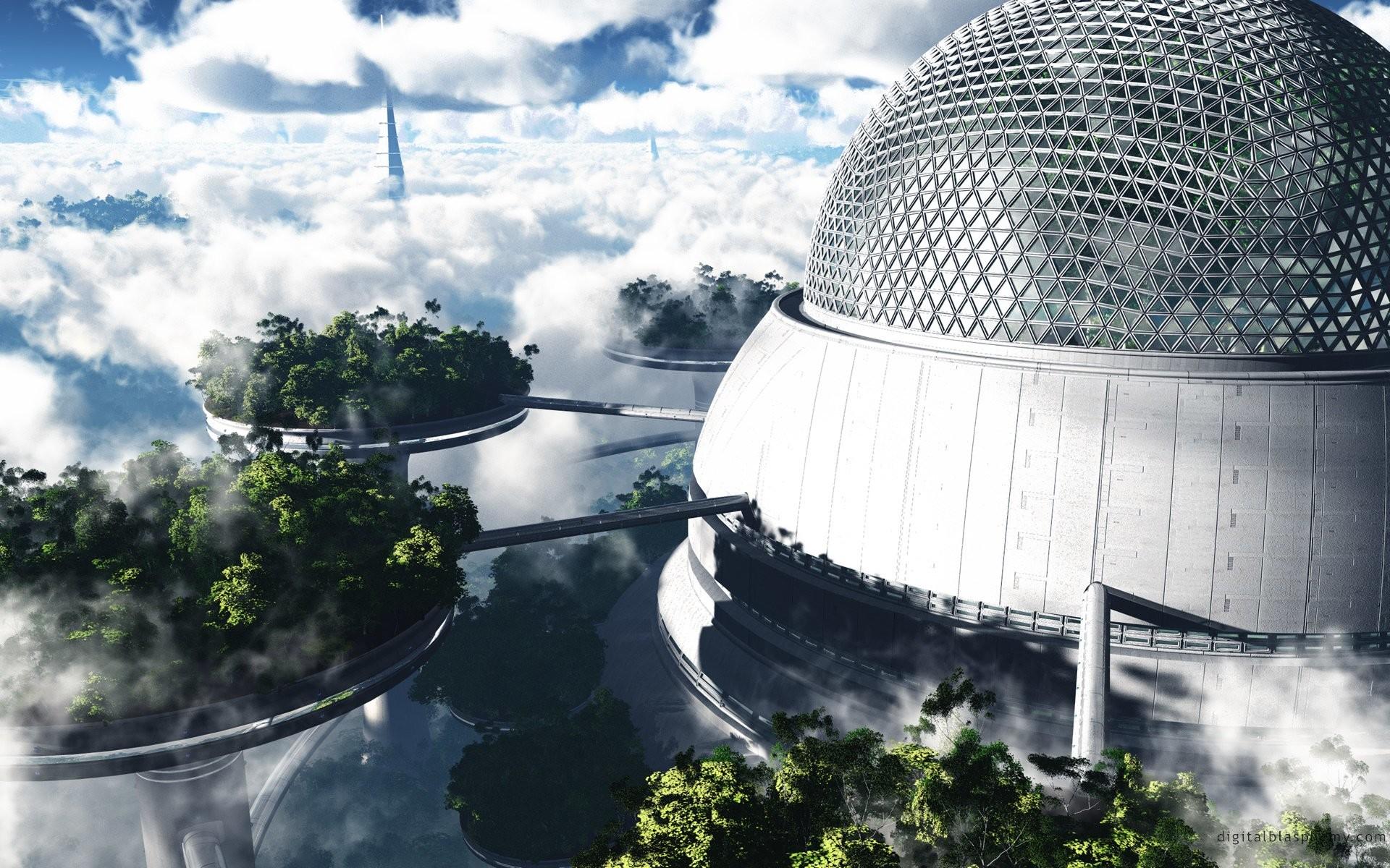 HD Wallpaper   Background ID:78142. Sci Fi Landscape
