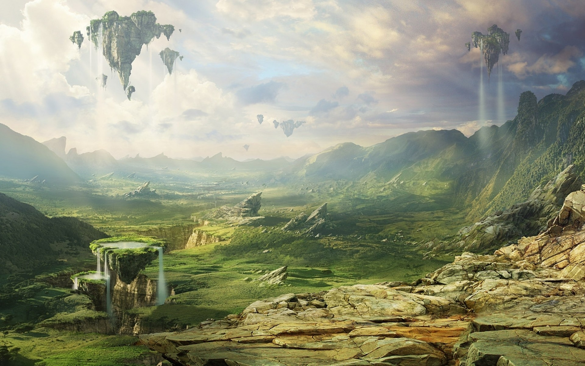 Fantasy Landscape wallpapers