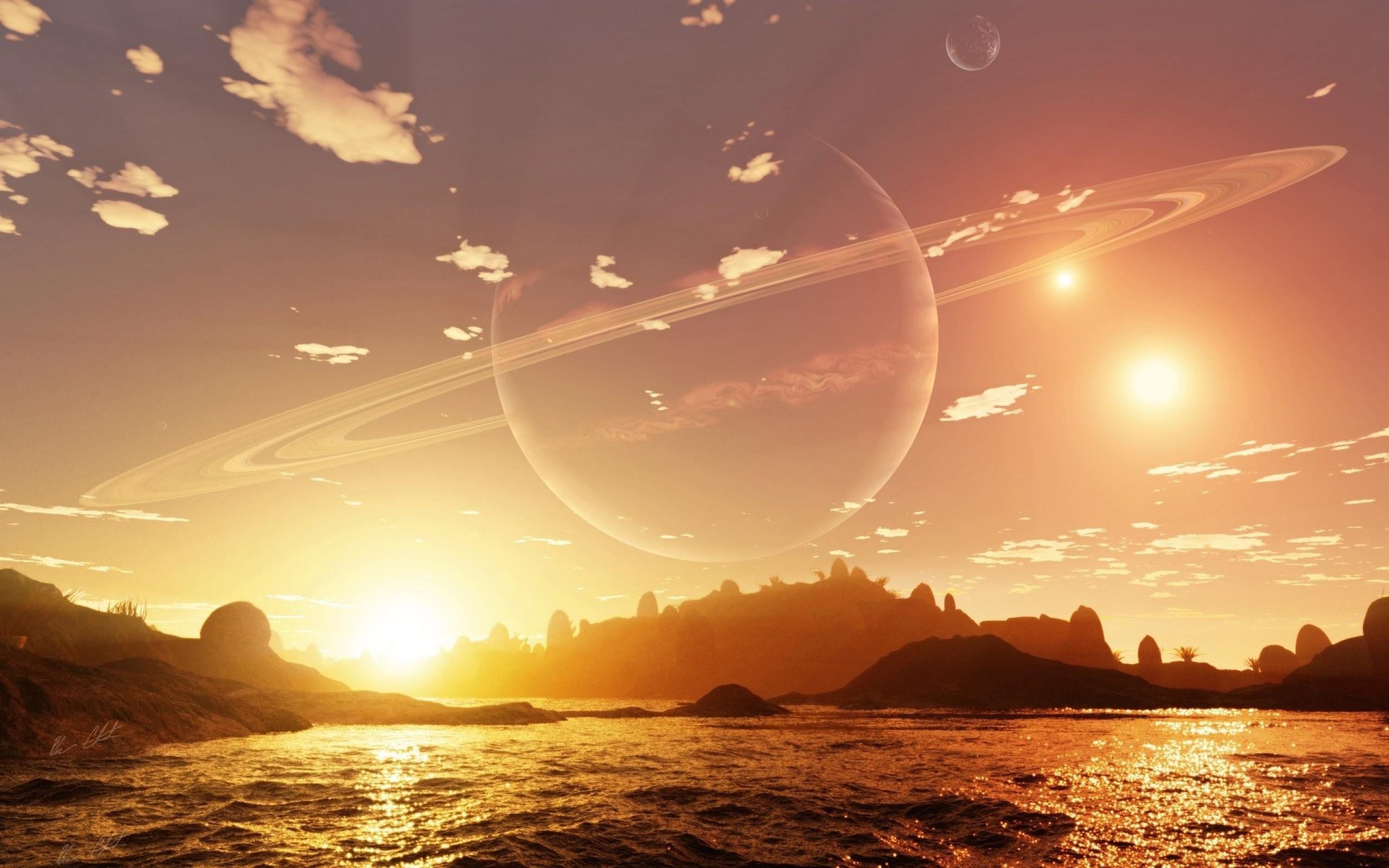 Download Sci Fi Landscape #9zj0r » aHuHaH.com
