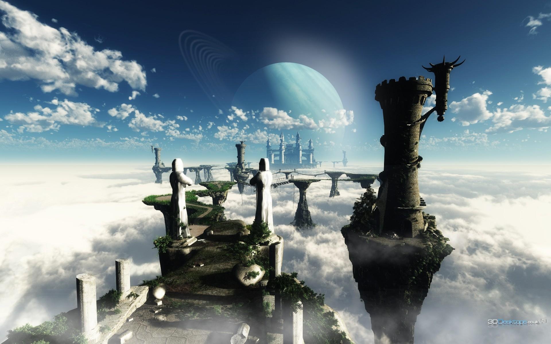 Sci-Fi Landscapes   Sci Fi Landscape Wallpaper Sci fi – landscape wallpapers