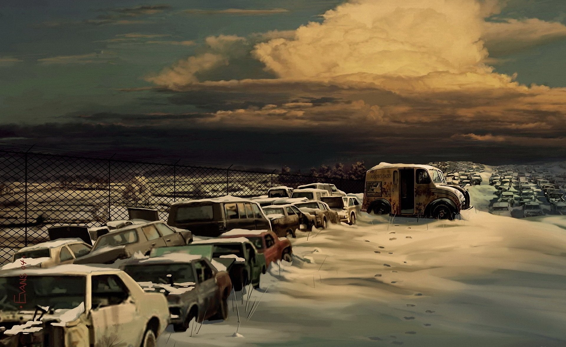 HD Wallpaper   Background ID:17680. Sci Fi Post Apocalyptic