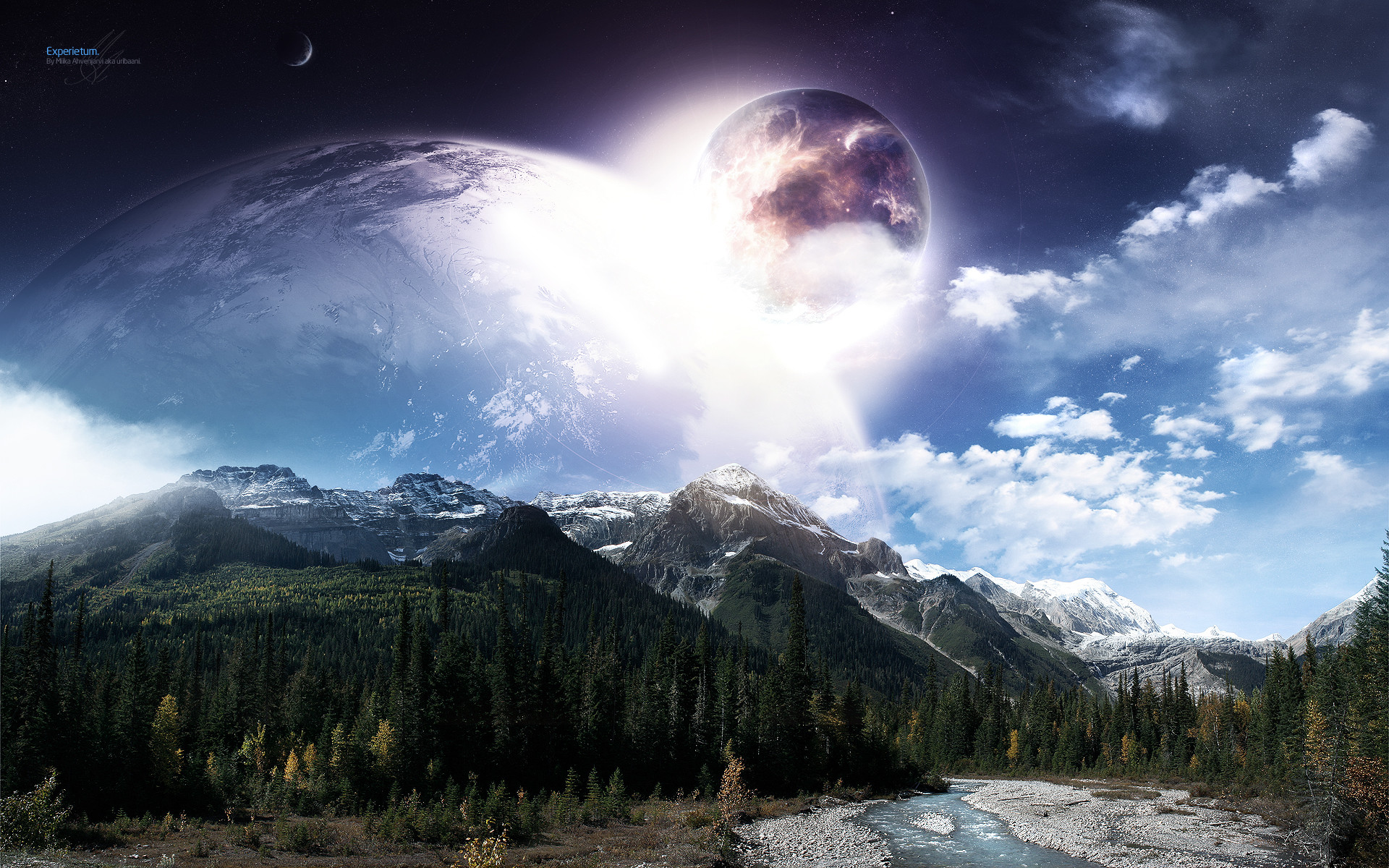 39 best Awesome sci-fi image art images on Pinterest   Sci fi, Science  fiction and Landscape wallpaper