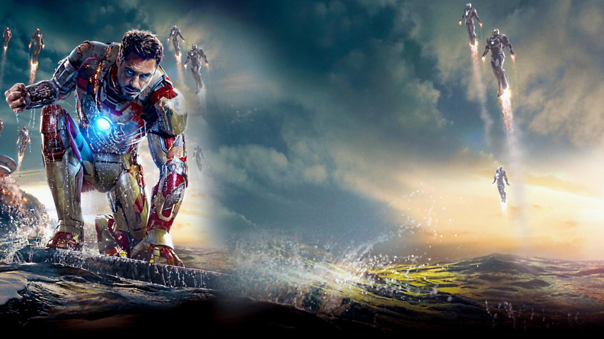 Iron man hd wallpaper.