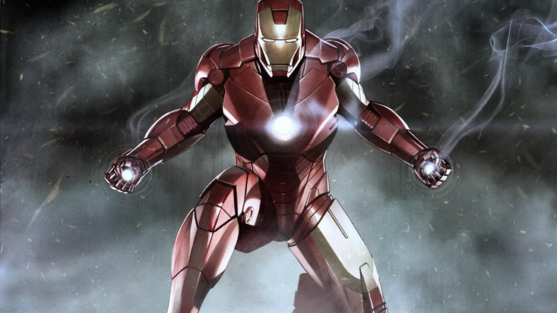 … Iron Man HD Wallpapers | Page 2