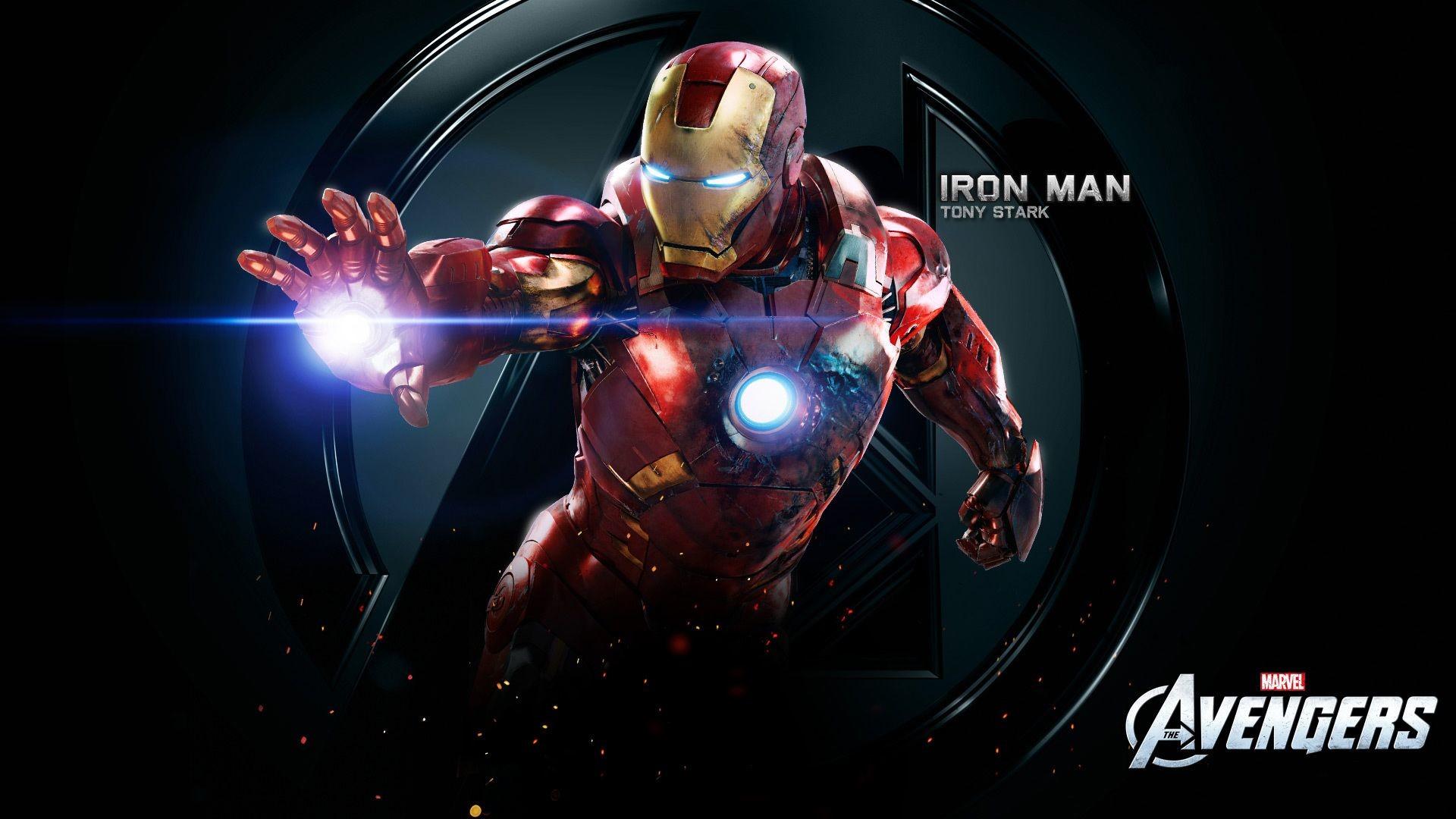 Iron Man Tony Stark Wallpapers