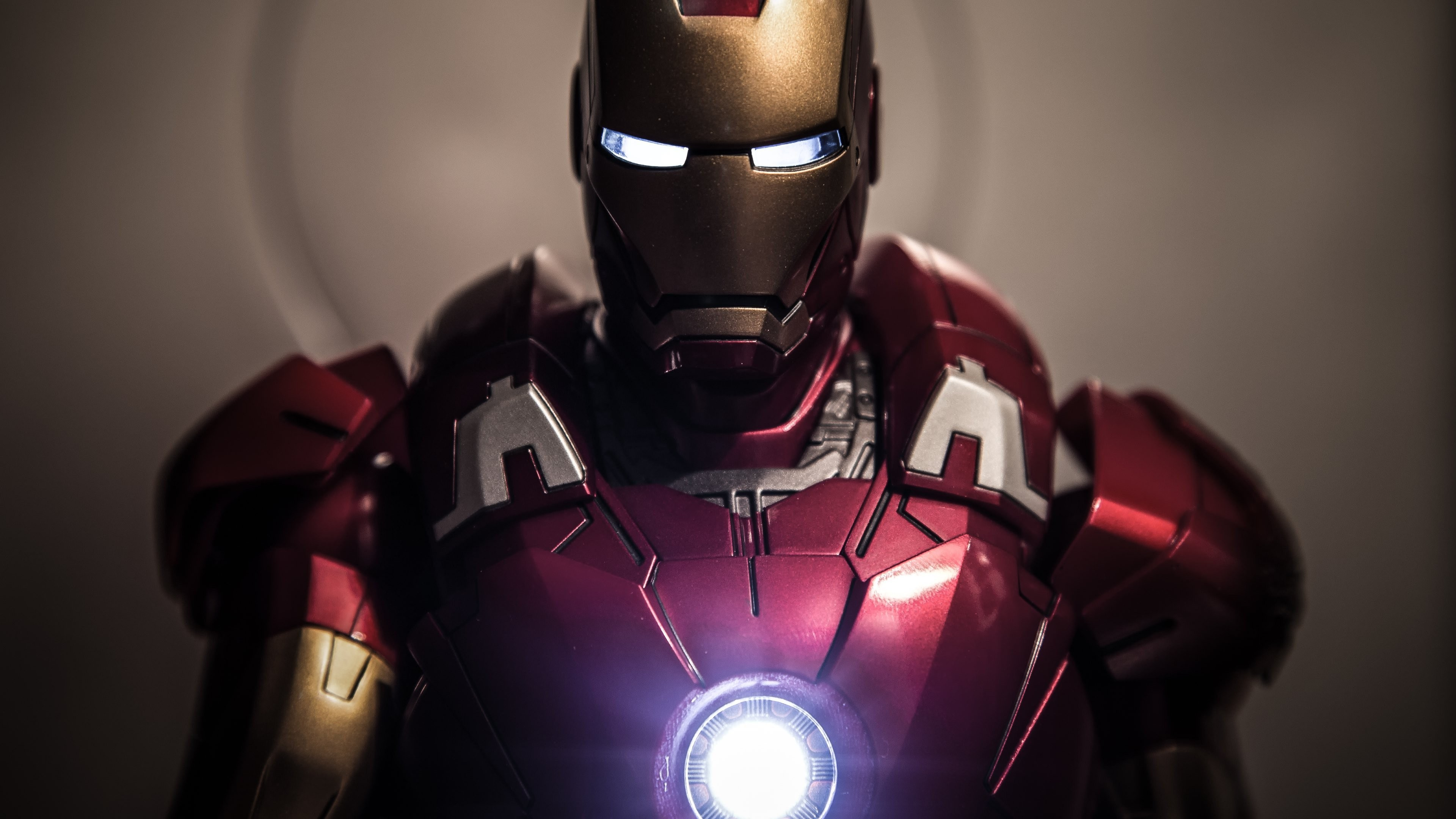 Iron Man Suits Wallpaper High Quality Resolution