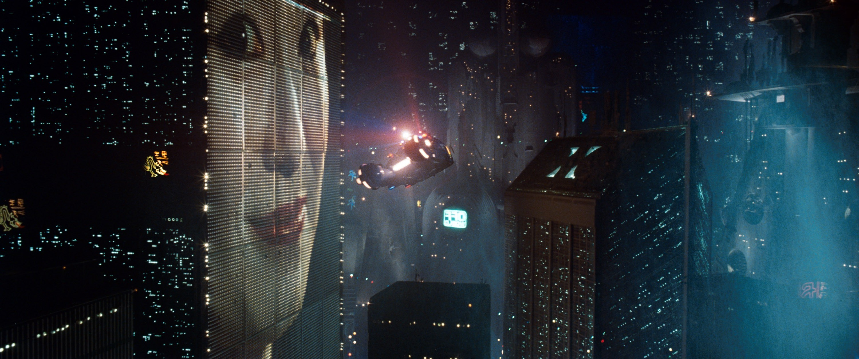 city, Blade Runner, Movies Wallpapers HD / Desktop and Mobile Backgrounds
