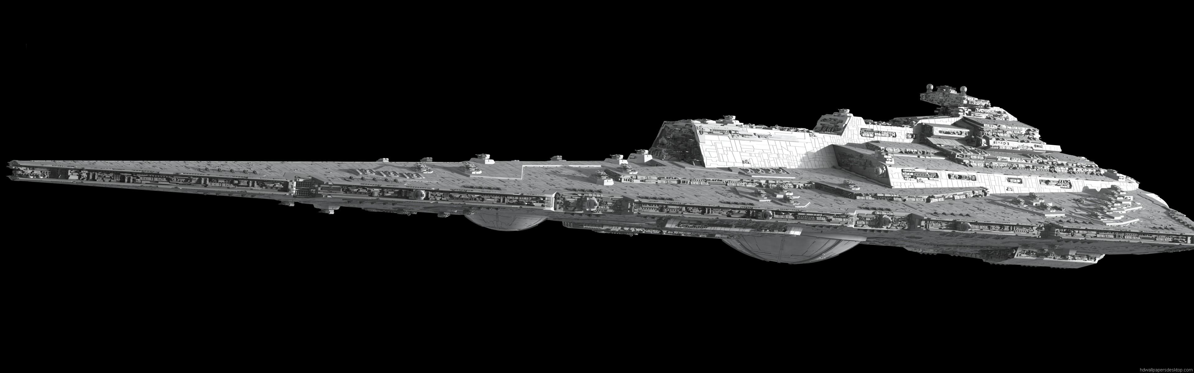 Panoramic Star Wars Wallpaper 3840×1080