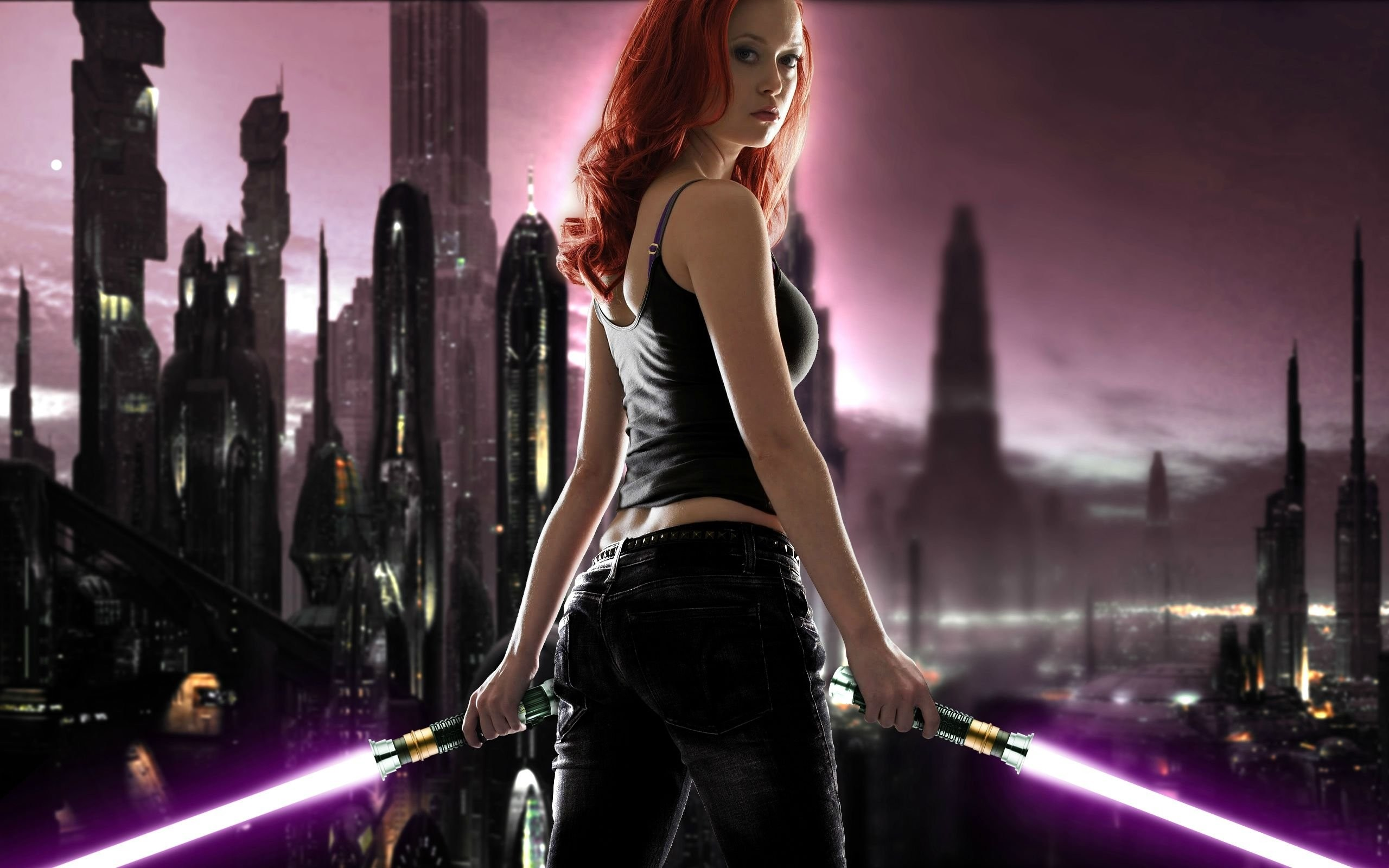Dual Monitor Star Wars Wallpaper HD Resolution