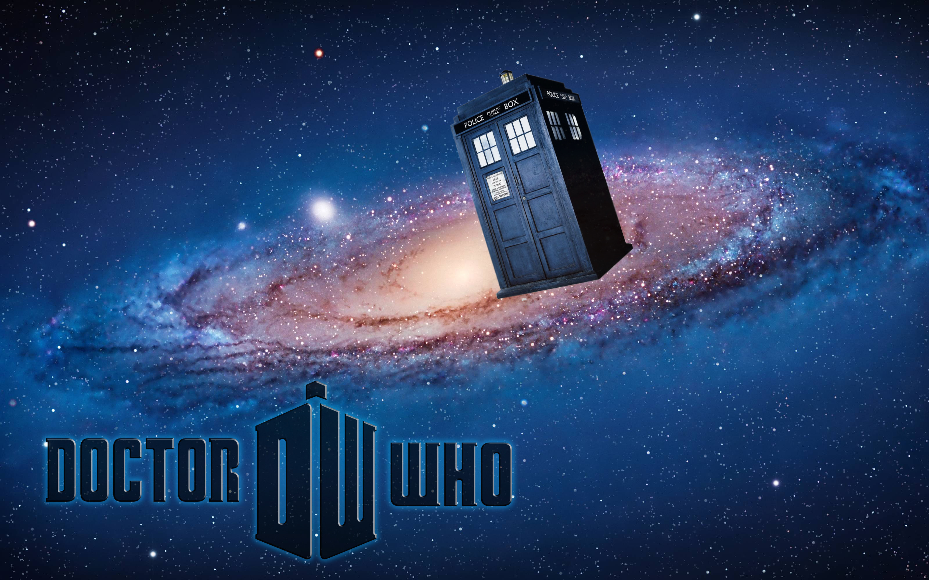 … iPhoneWallpapers Doctor Who TARDIS Wallpaper (Mac) by iPhoneWallpapers
