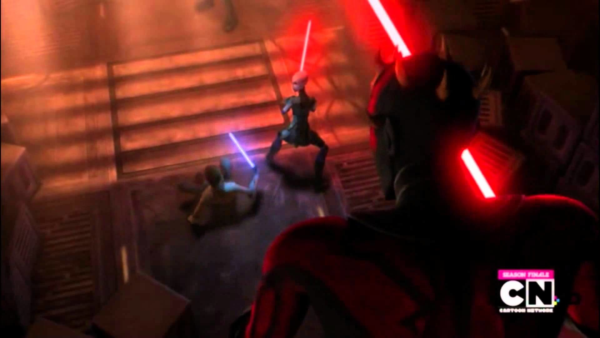 Darth Maul & Savage Opress vs Obi-wan & Asajj Ventress 1080P (Clone Wars  Season Finale) – YouTube