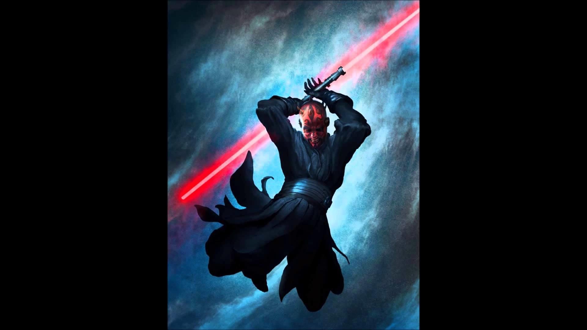 Star Wars Topic: Is Darth Maul a Good Sith?