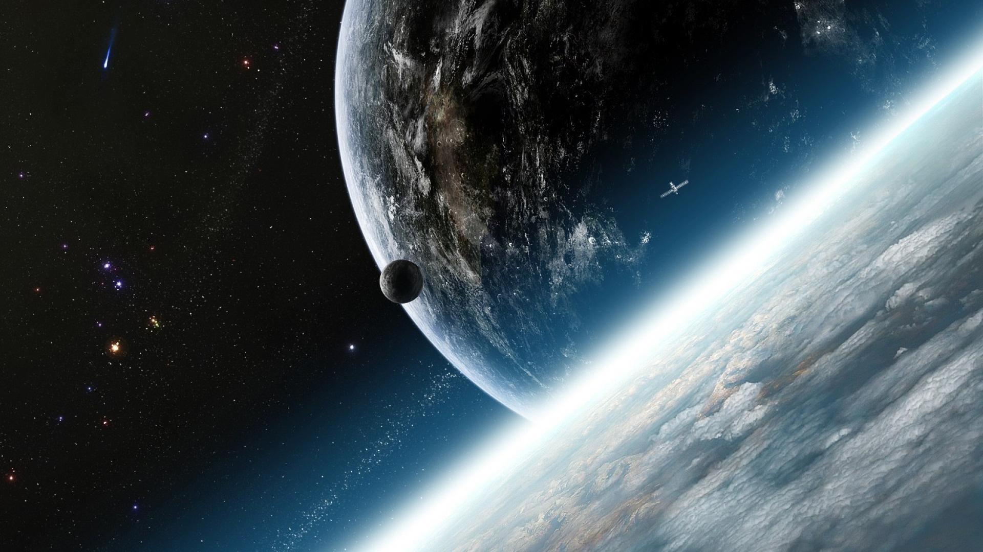 Sci Fi Wallpaper 3563