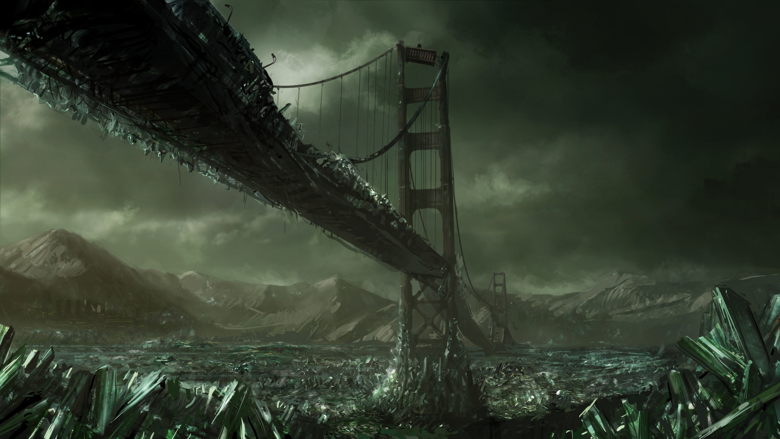 HD Wallpaper | Background ID:51666. Sci Fi Post Apocalyptic