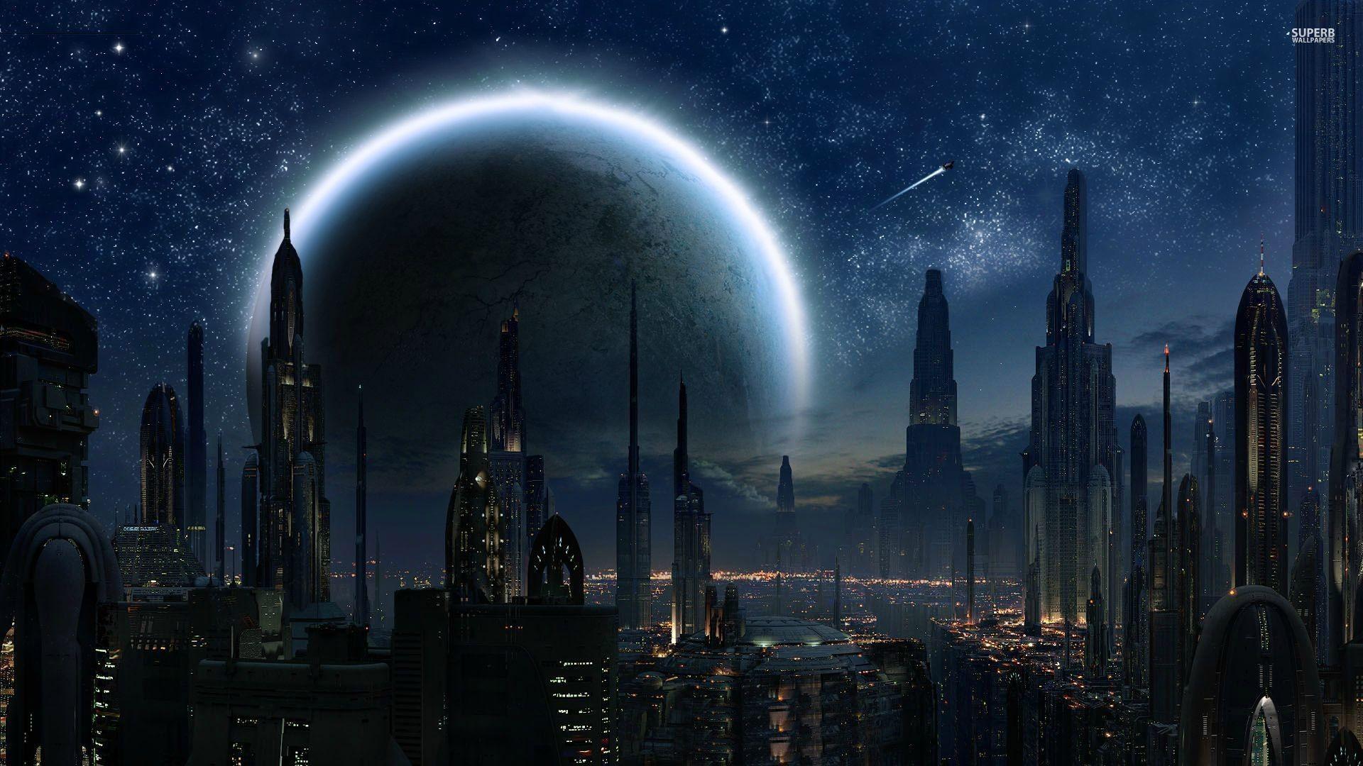 Coruscant – Star Wars wallpaper – Movie wallpapers – #