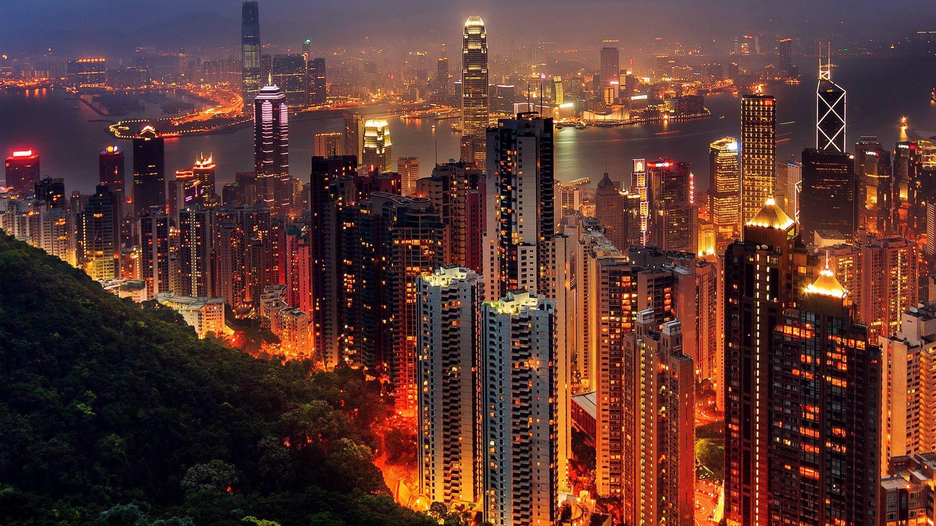 Hong Kong [1920×1080] …