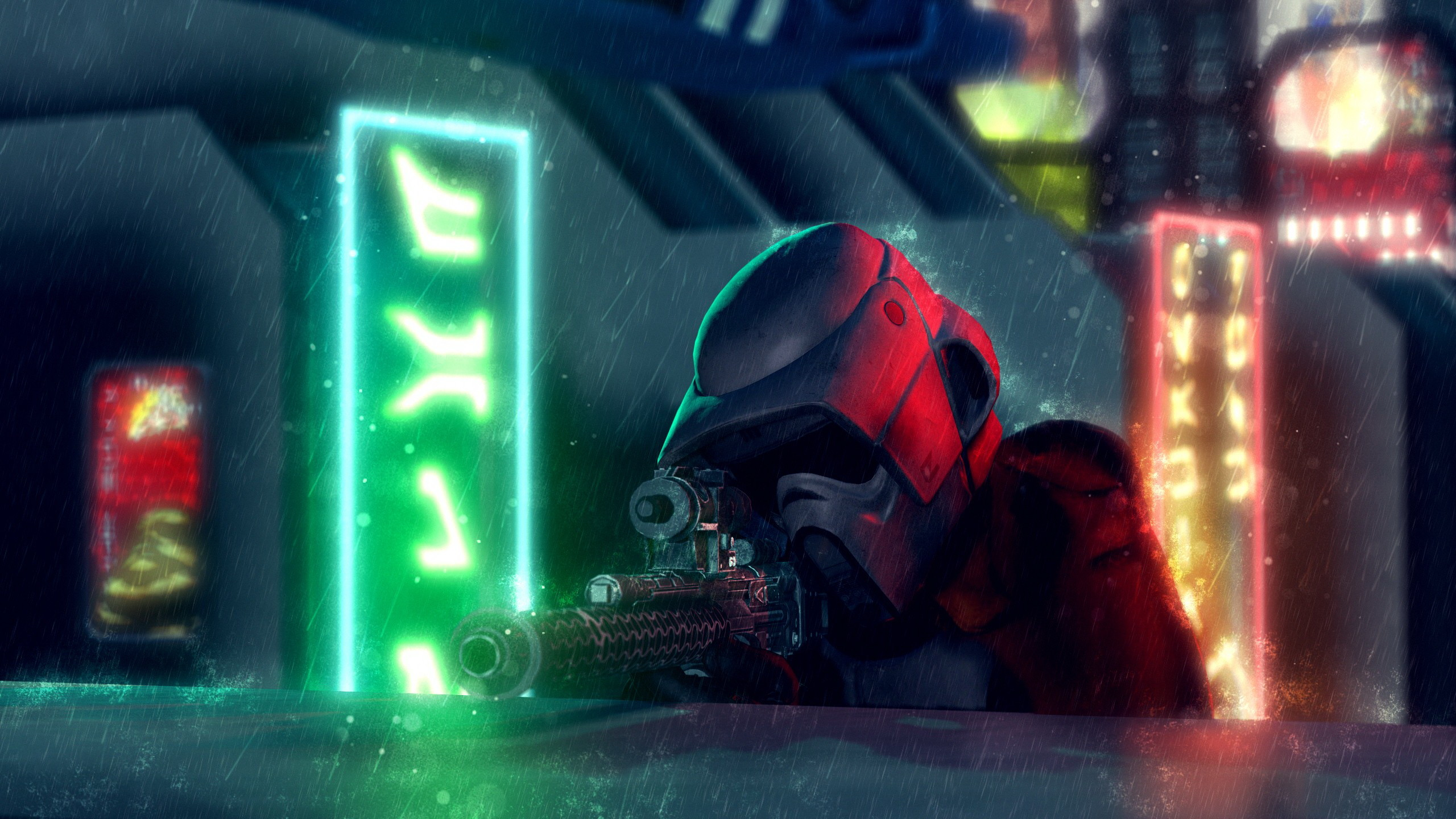 Sci Fi – Star Wars Sniper Scout Trooper Wallpaper