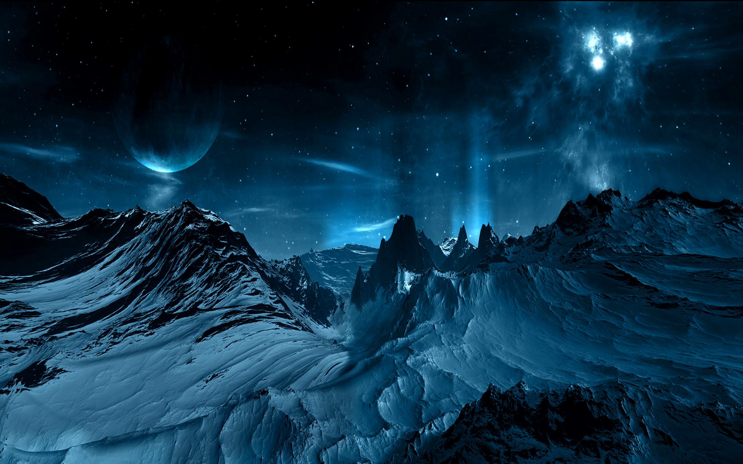 HD Wallpaper   Background ID:121806. Sci Fi Landscape