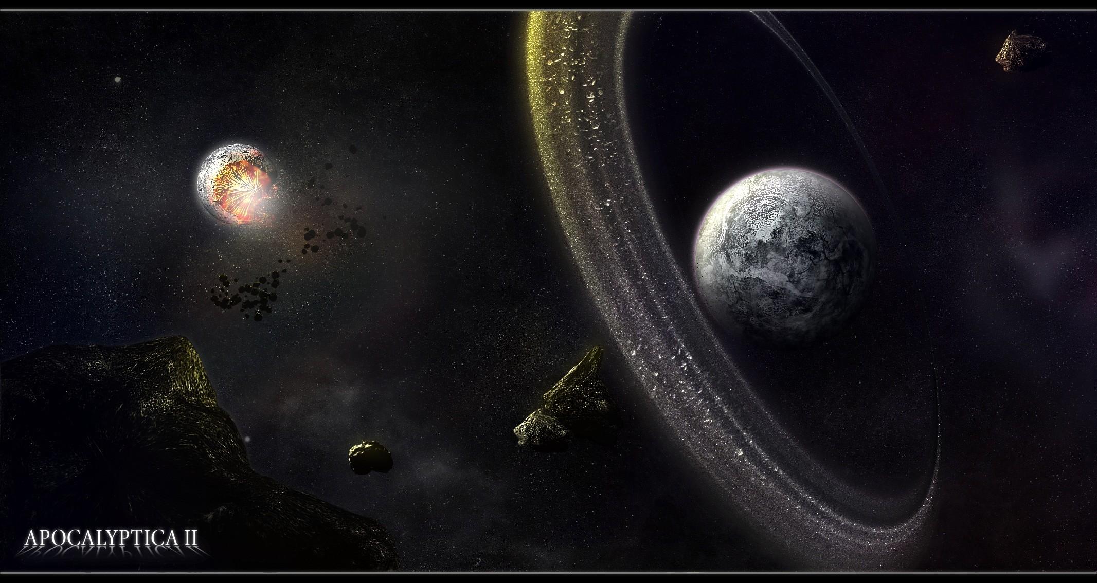 HD Wallpaper   Background ID:88056. Sci Fi Planetary Ring