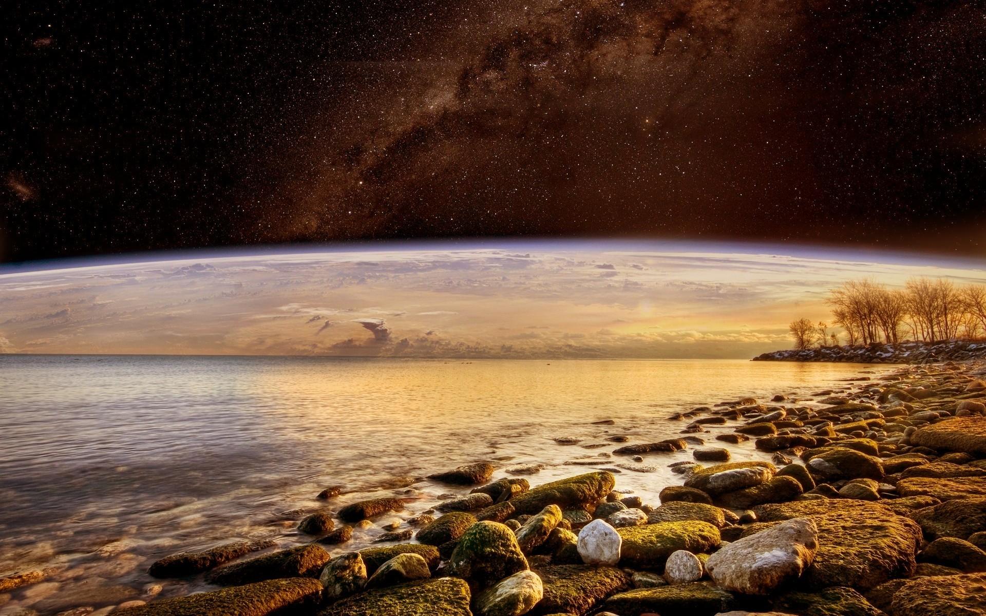 картинки пейзажи планеты точностью определить