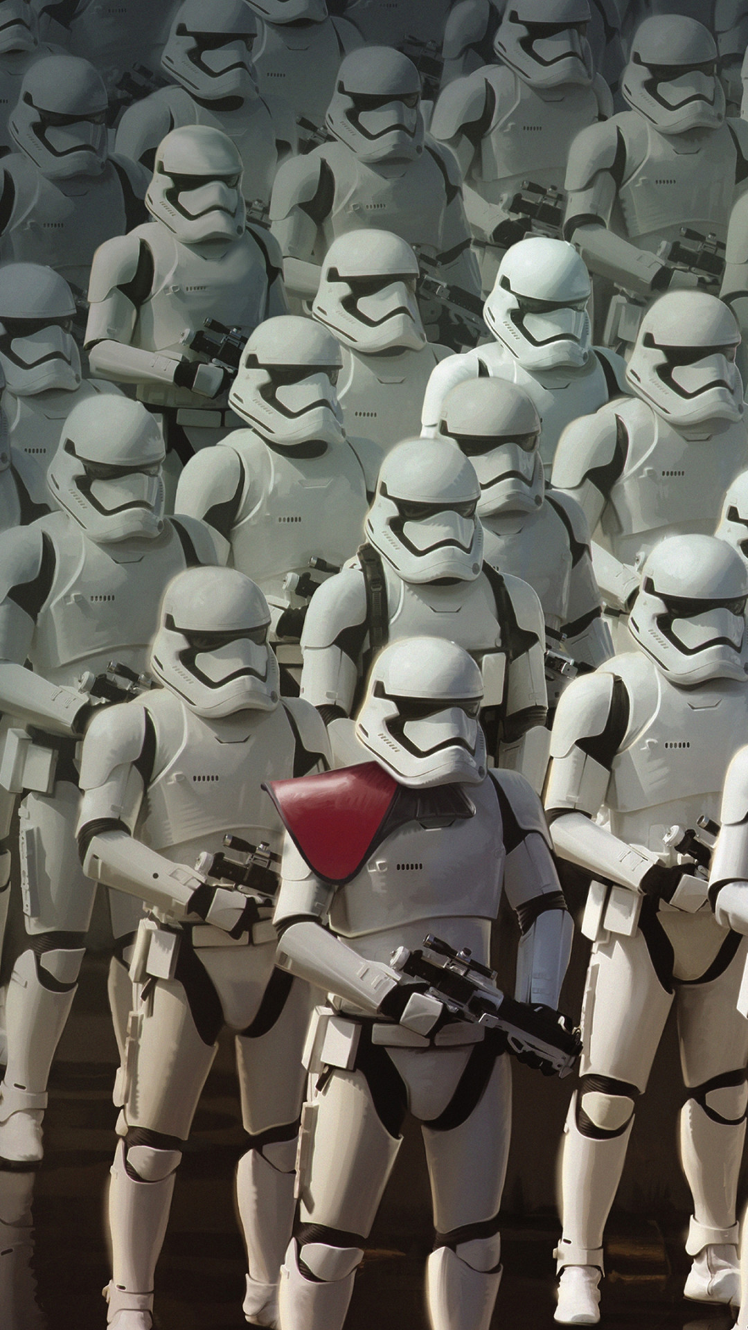 Movie Star Wars Episode VII: The Force Awakens Star Wars Stormtrooper  Mobile Wallpaper