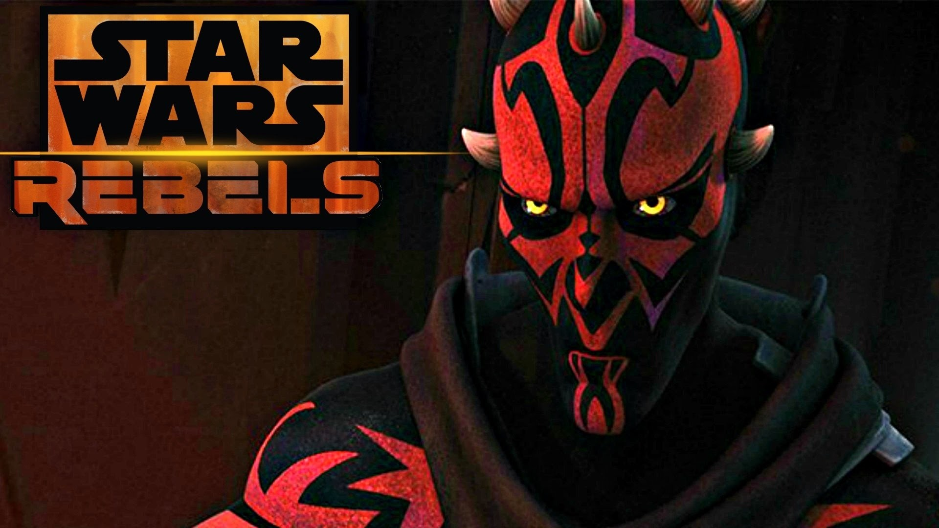 Star Wars Rebels Darth Maul Revealed