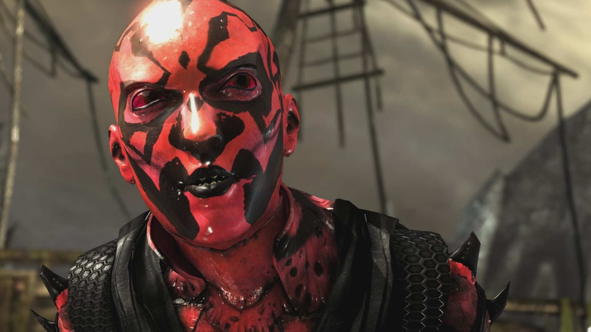 Mortal Kombat X – D'Vorah Darth Maul Costume / Skin PC Mod (1080p 60FPS) –  YouTube