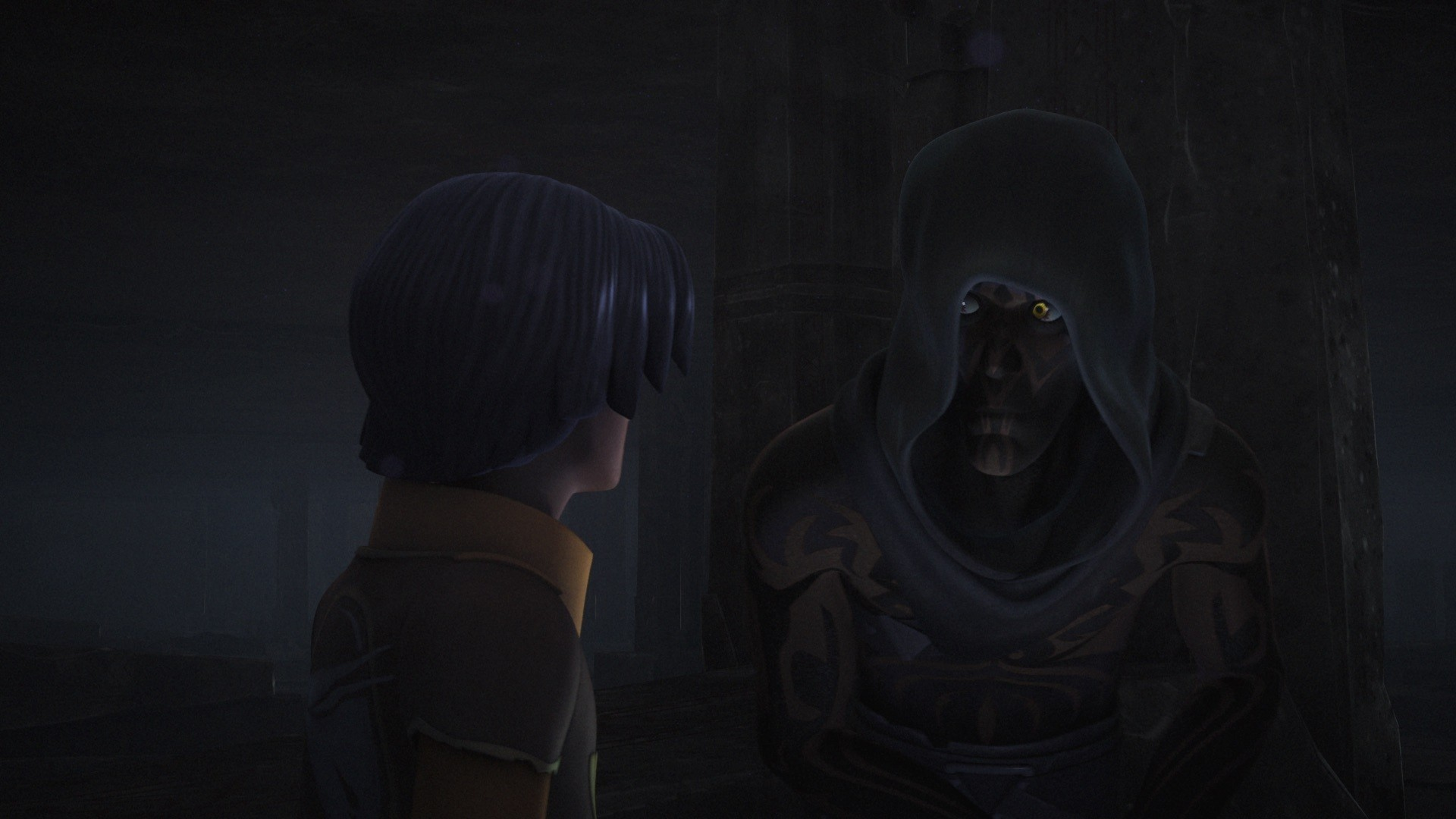 Star Wars Rebels – Darth Maul with Ezra