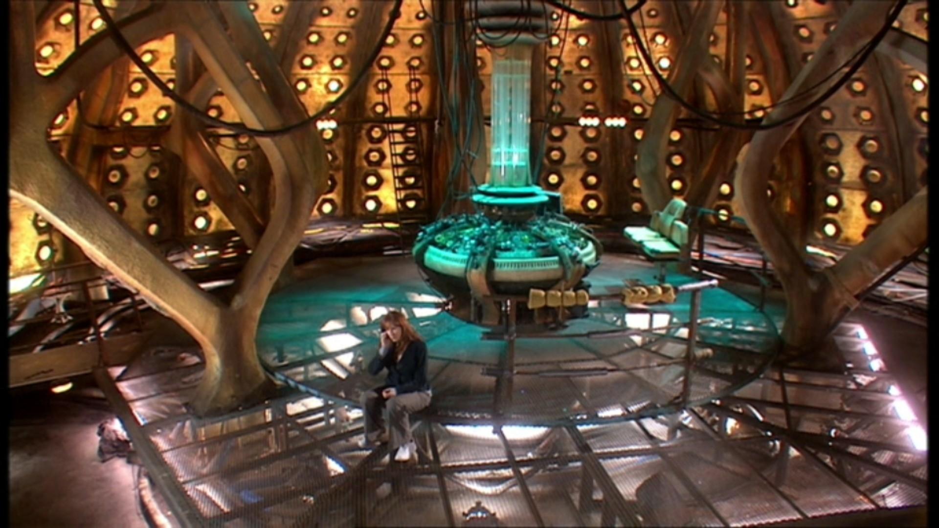 Poll The best TARDIS interior