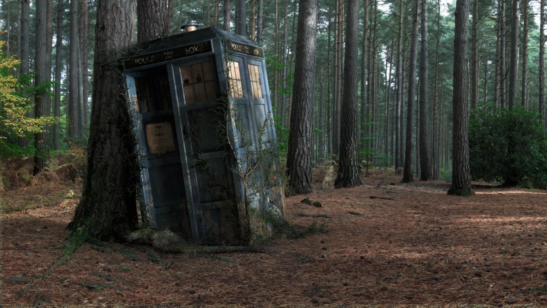 Top Doctor Who Tardis Interior Photo
