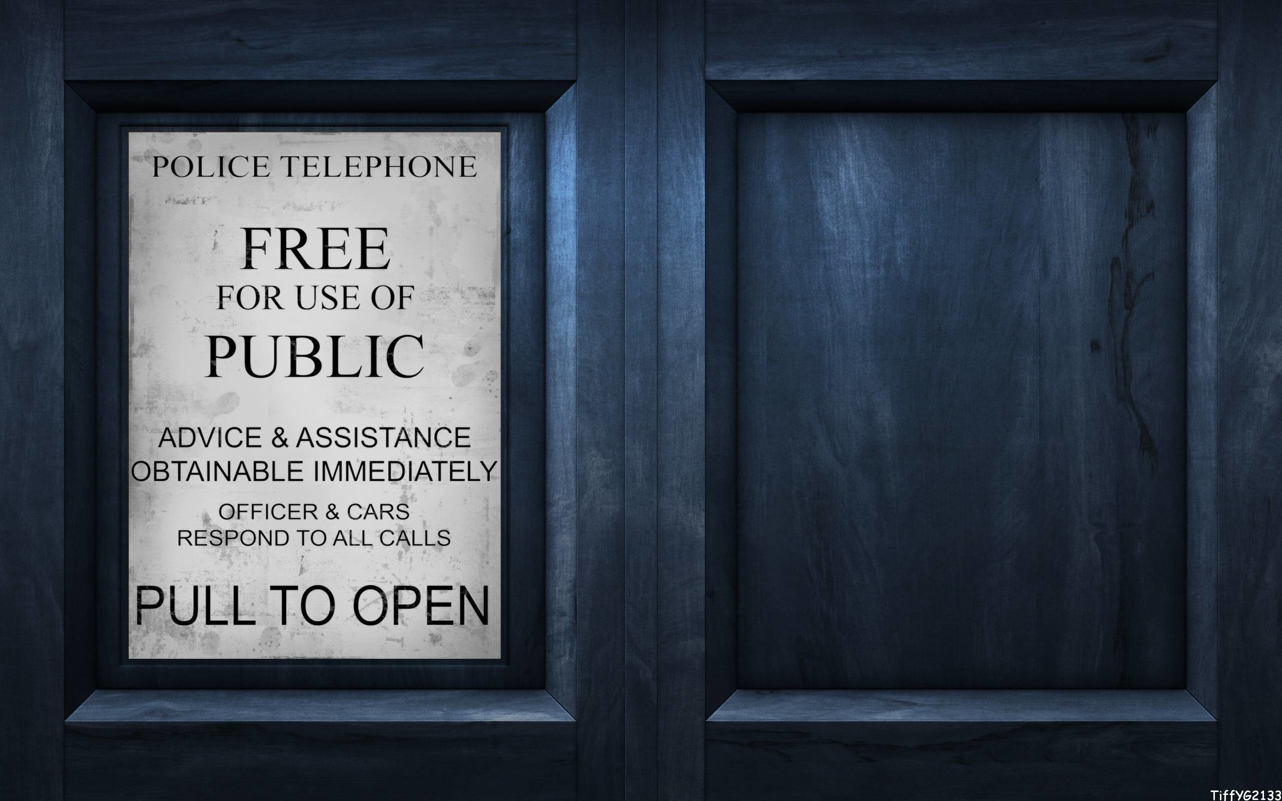 Wallpapers For > Doctor Who Iphone Wallpapers Tardis