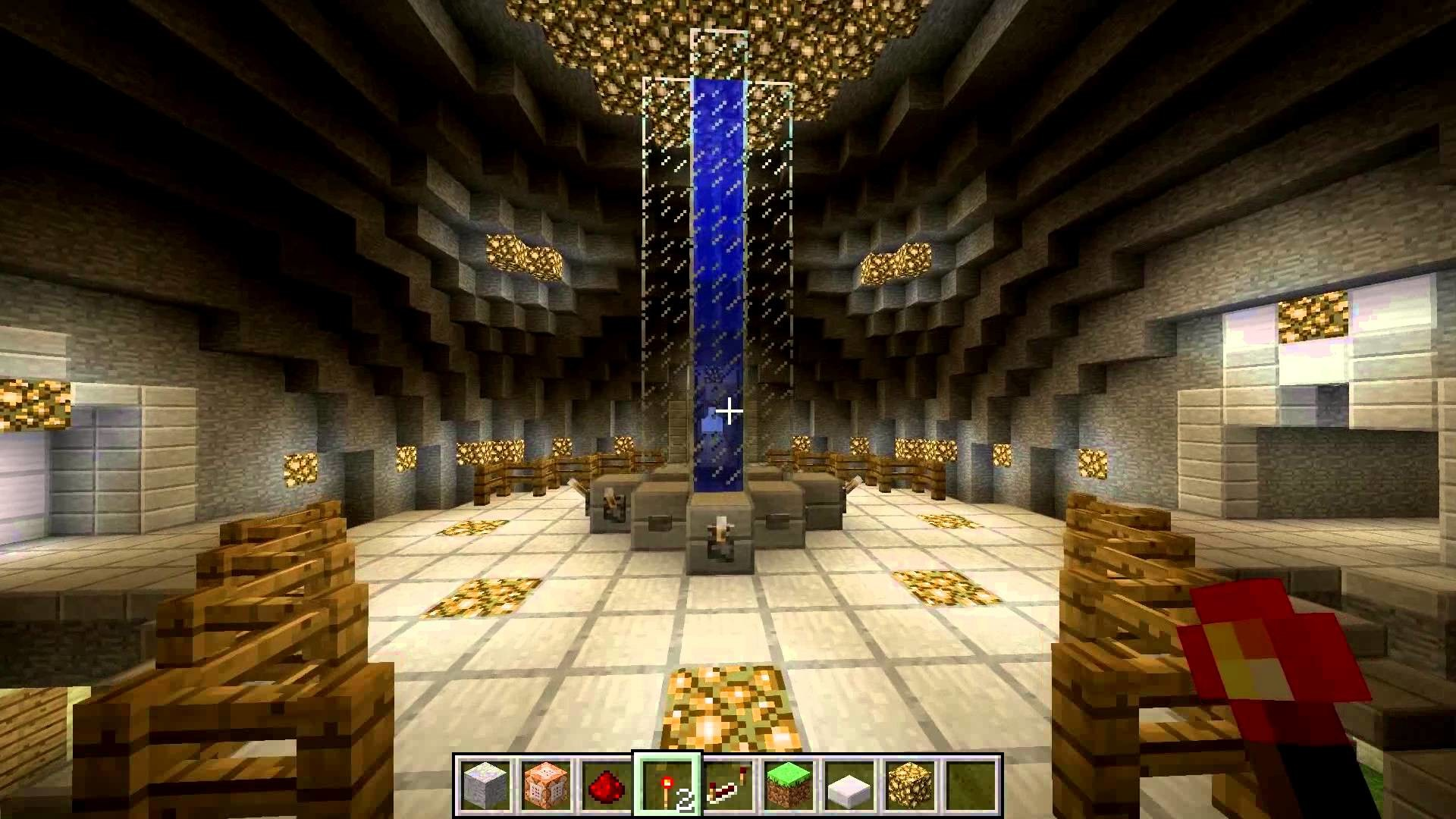 """Our Minecraft Adventures – Let's Build the TARDIS! – Part 1 """"The Console  Room"""" – YouTube"""