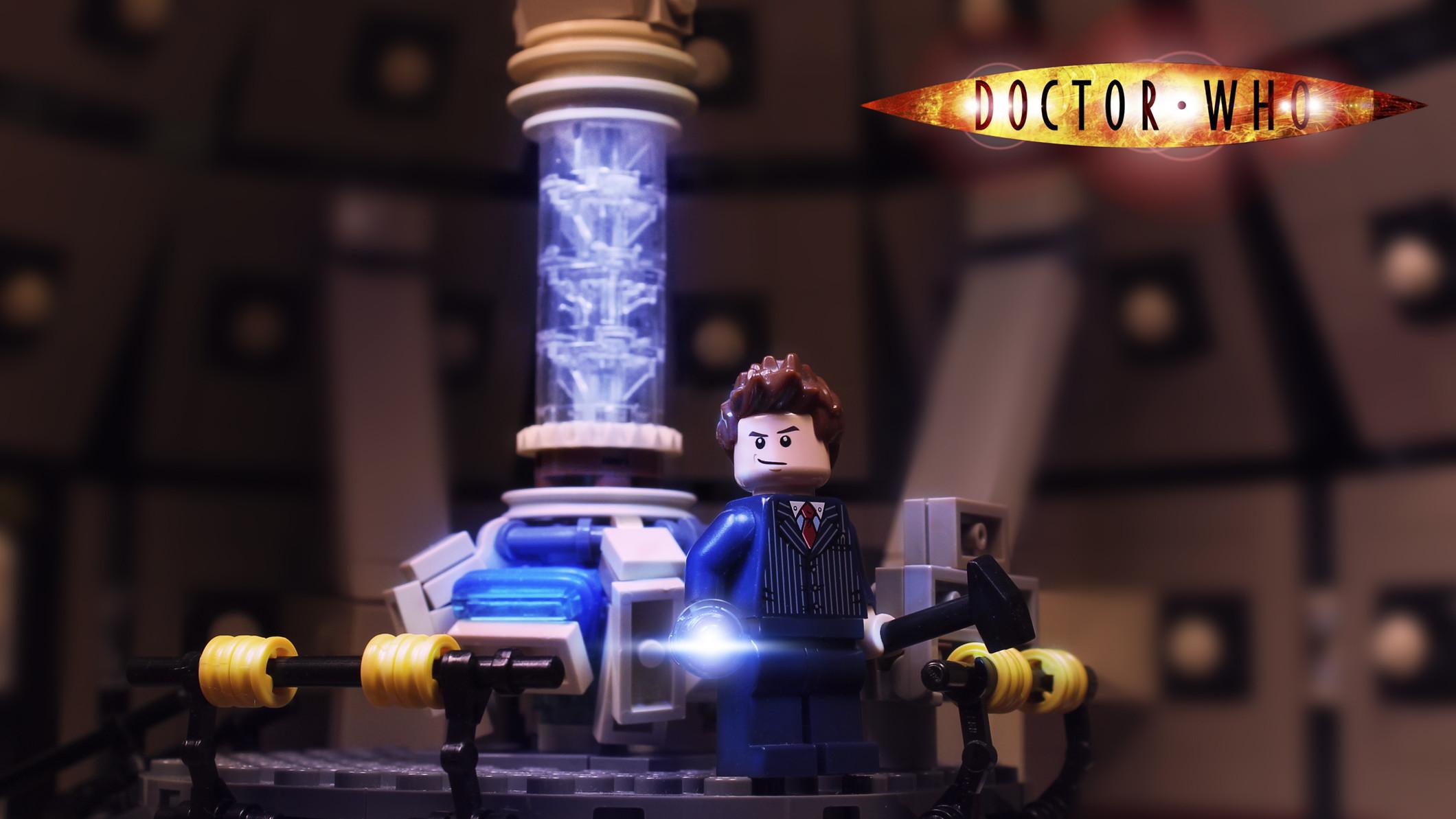 LEGO Ideas – Doctor Who – 2005-2010 Tardis Console Room