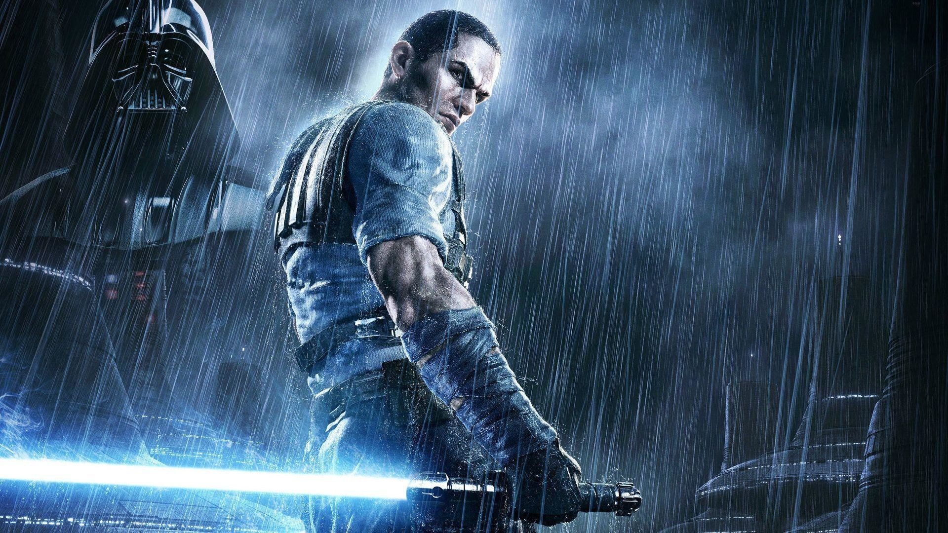 HD Star Wars: The Force Unleashed II with Starkiller Wallpaper