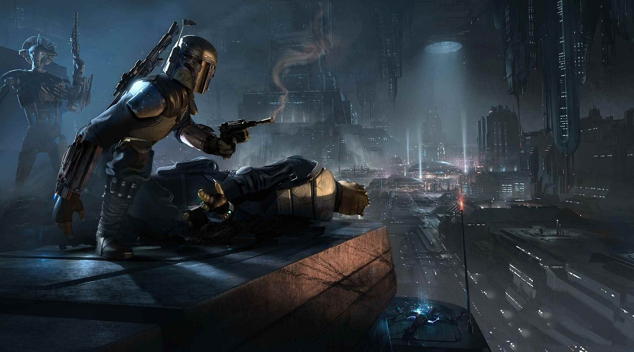 HD Wallpaper | Background ID:515003. Video Game Star Wars 1313