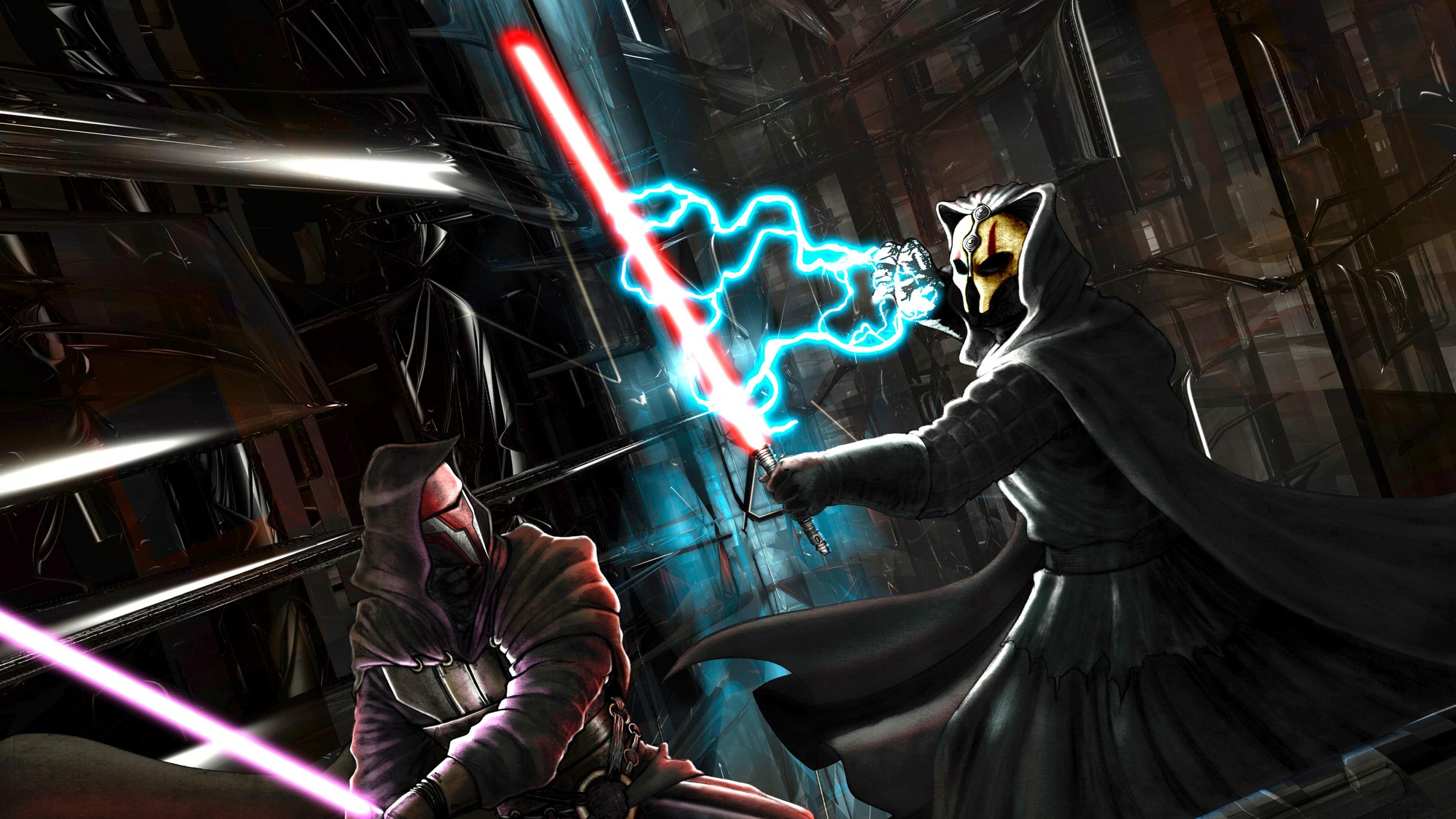 Preview wallpaper star wars, knights of the old republic, darth revan,  darth nihilus