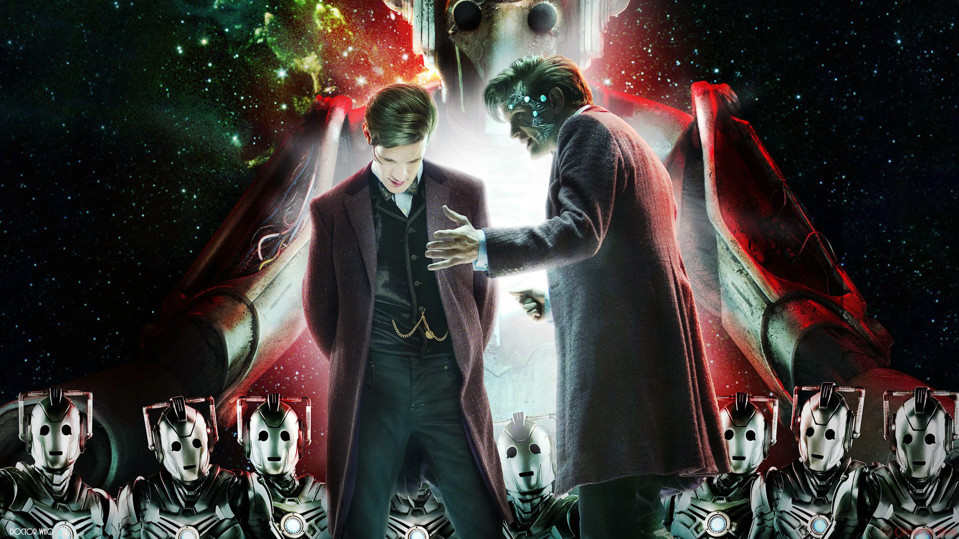 Doctor Who: Nightmare in Silver Wallpaper