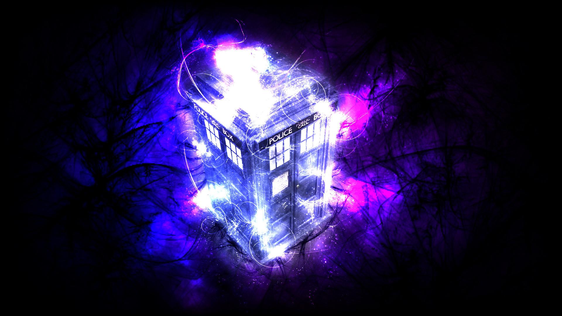 Hd Desktop Wallpaper – tardis doctor who – .