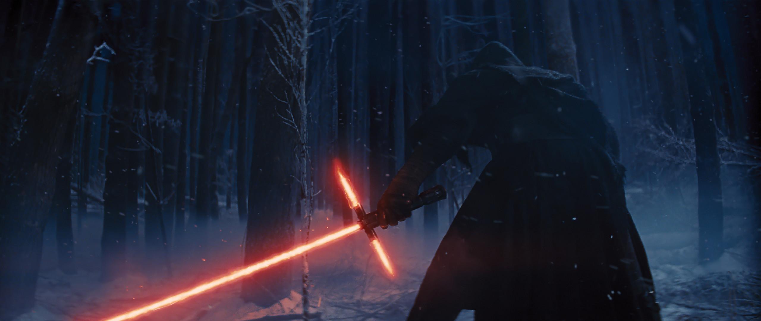 Star Wars: Episode VII The Force Awakens, Kylo Ren