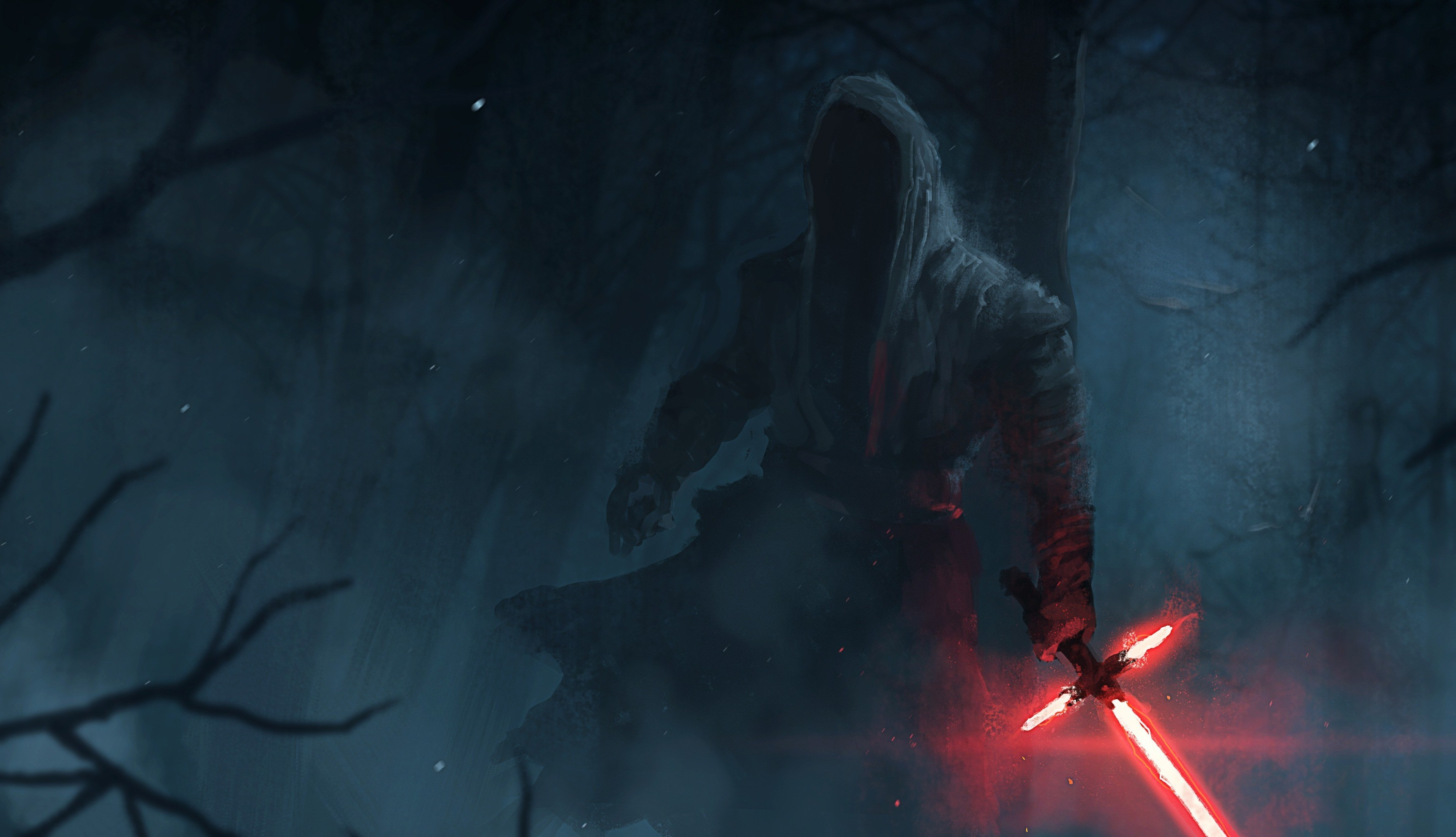Kylo Ren Star Wars Star Wars The Force Awakens Lightsaber Wallpapers Hd Desktop And Mobile Backgrounds