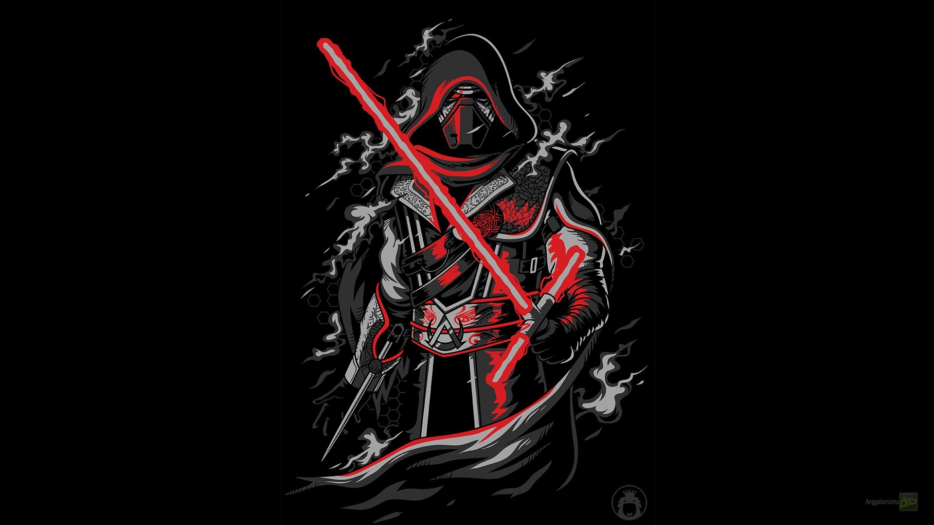 General Assassin's Creed Star Wars Kylo Ren