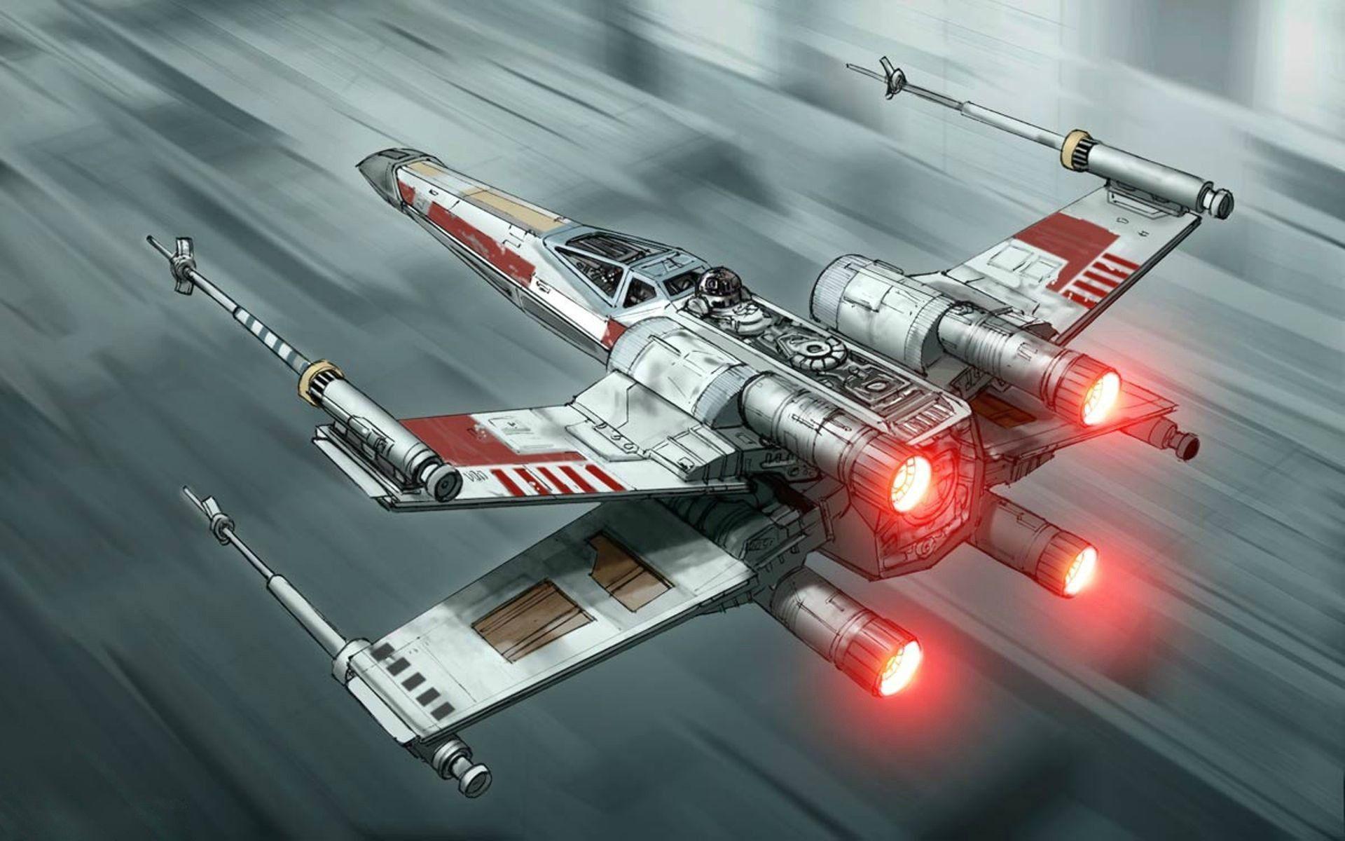 X-Wing Wallpaper | starwarsforce
