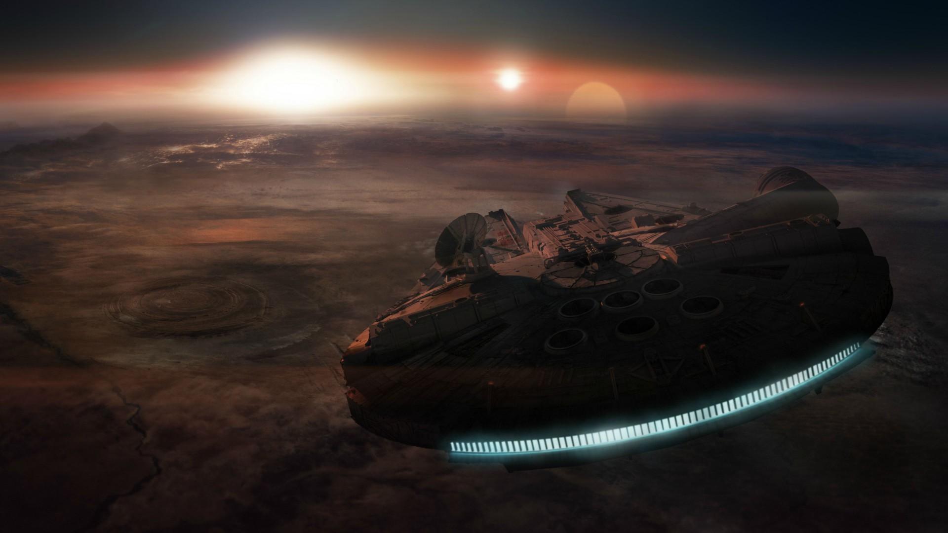 Star Wars: The Force Awakens Desktop Wallpapers