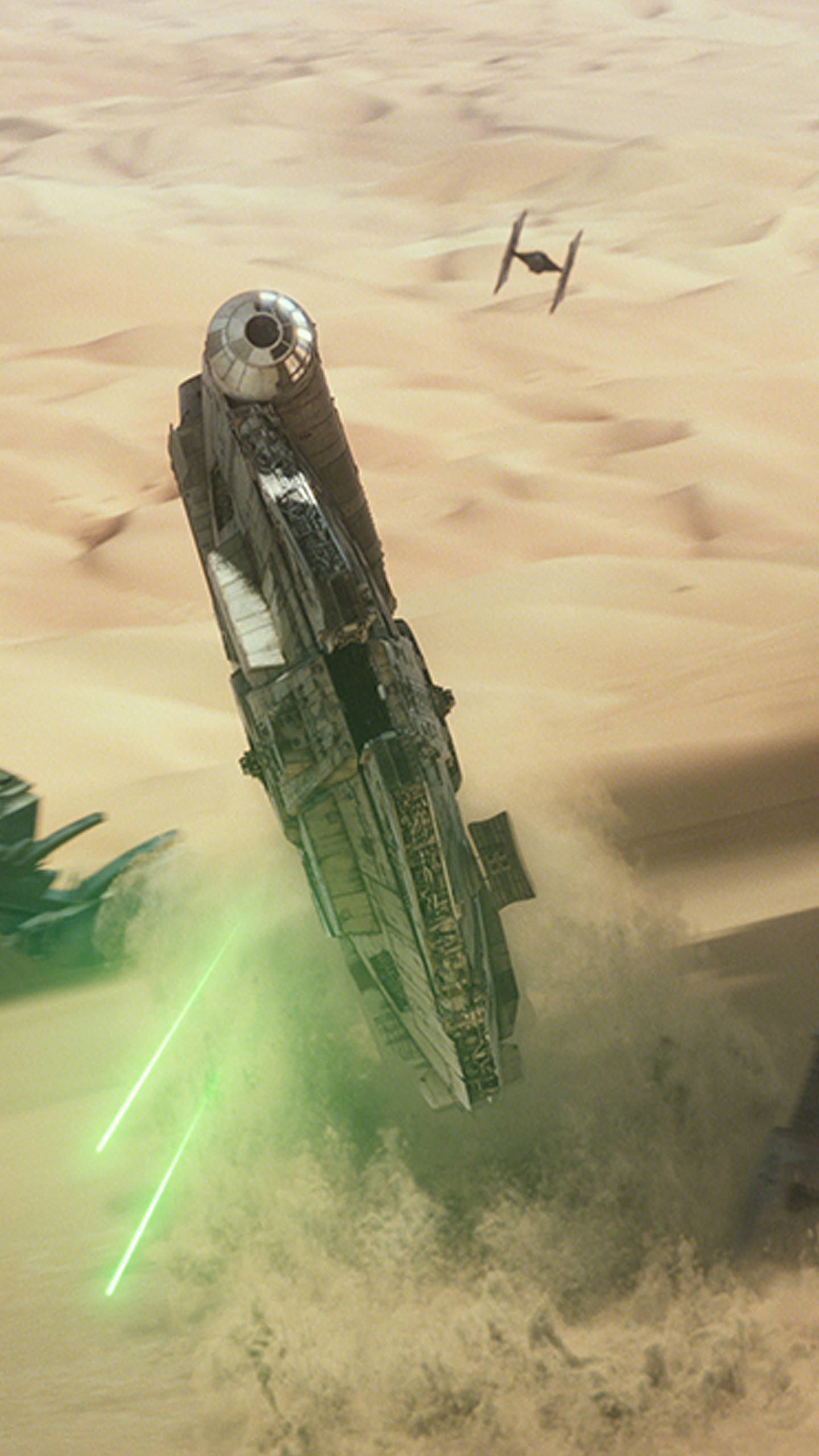Star Wars: The Force Awakens wallpapers for your iPhone 6s and