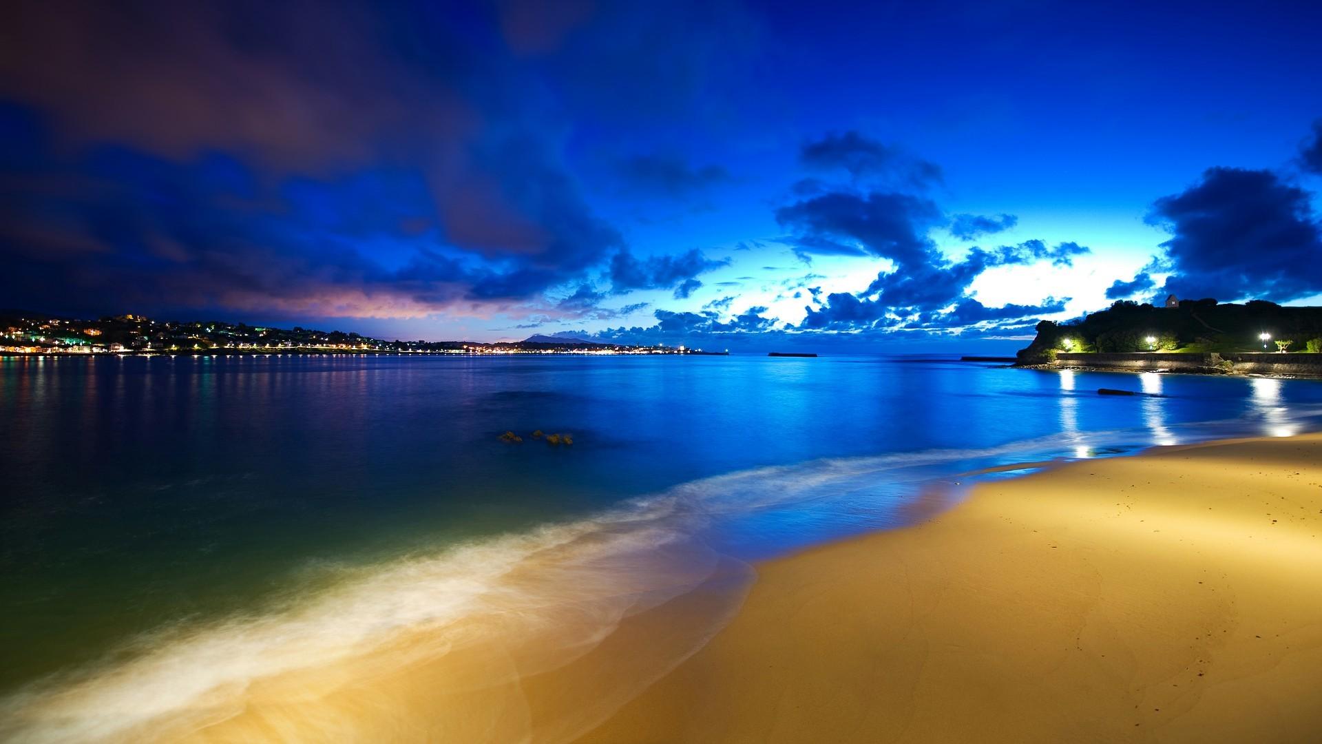 Title. Night sky …