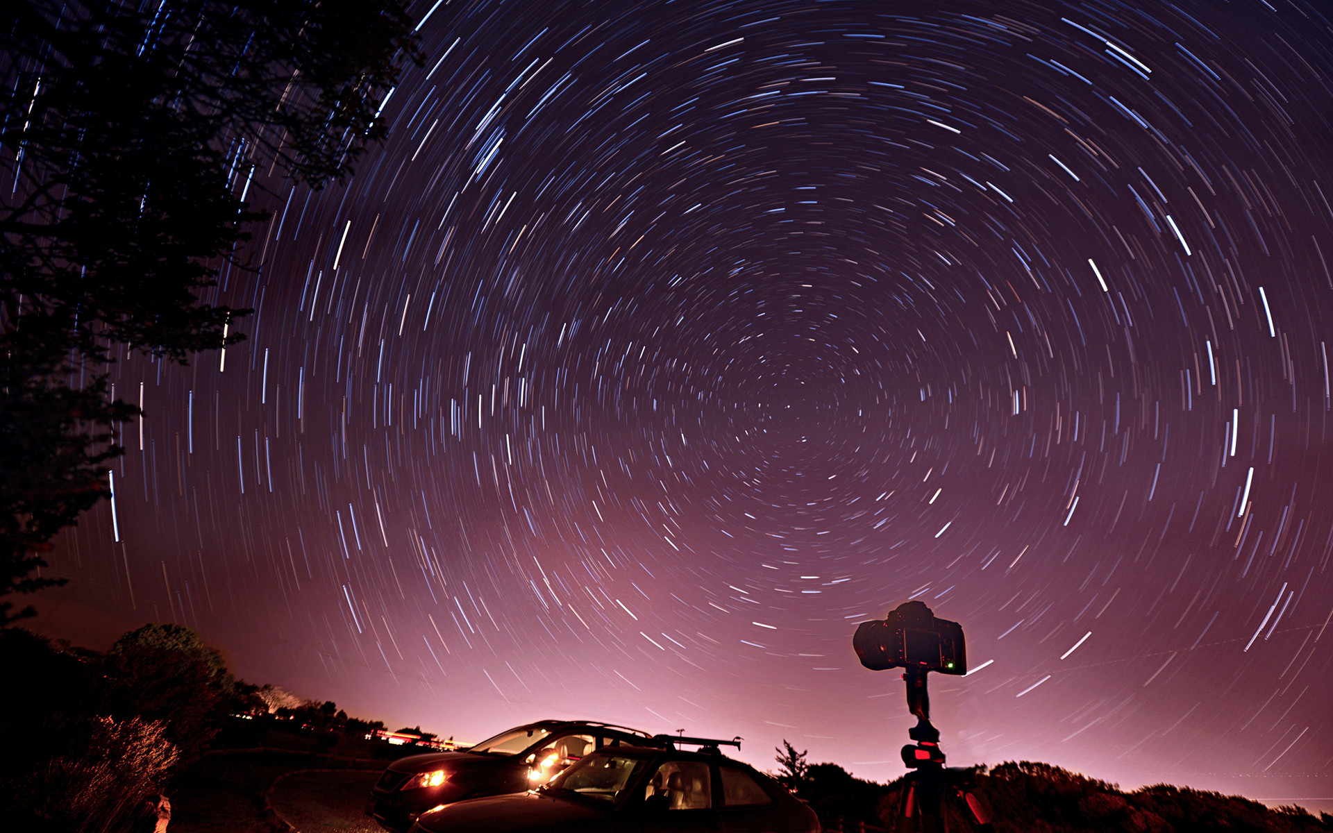 Stars Timelapse Night Camera sky wallpaper     67820   WallpaperUP